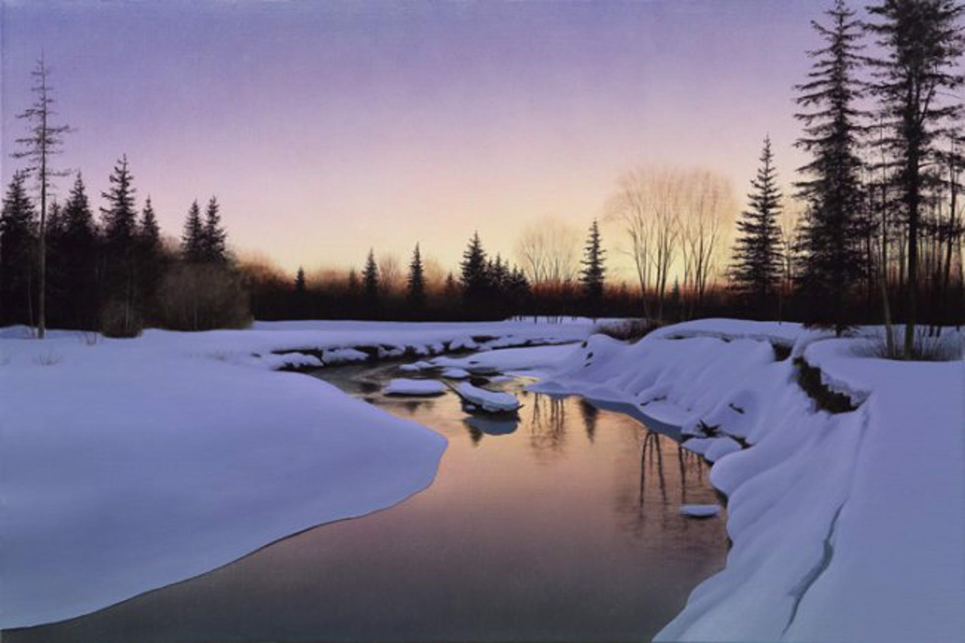 Daybreak by Alexander Volkov