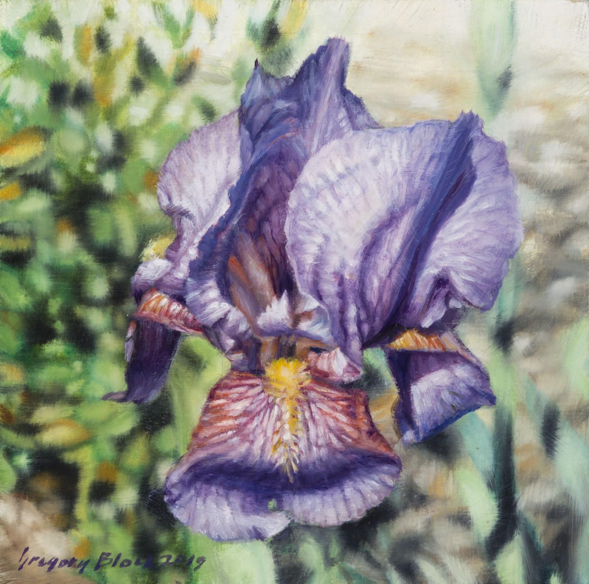Iris 2 by Gregory Block