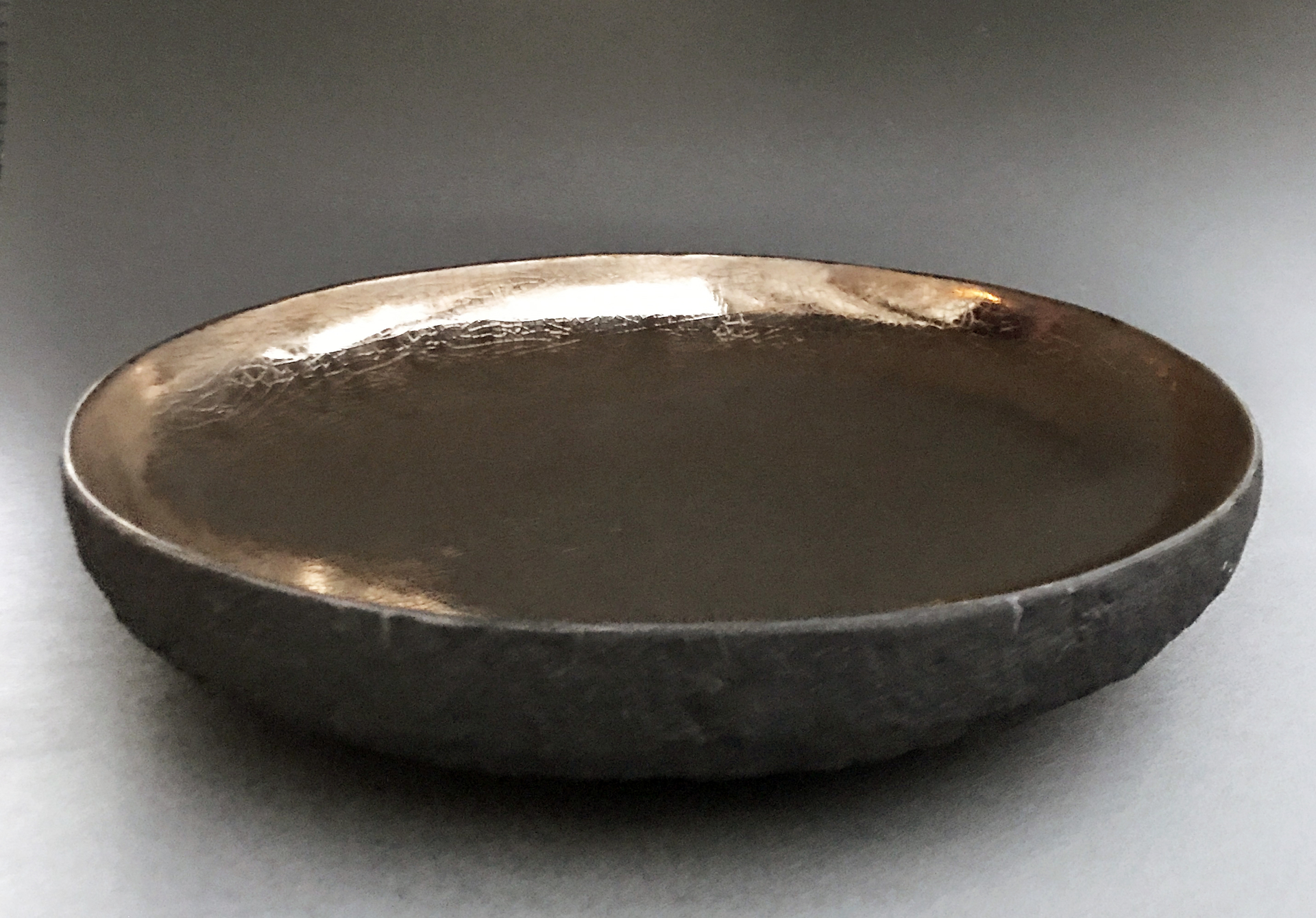 """Champagne"" bowl by Cristina Salusti"