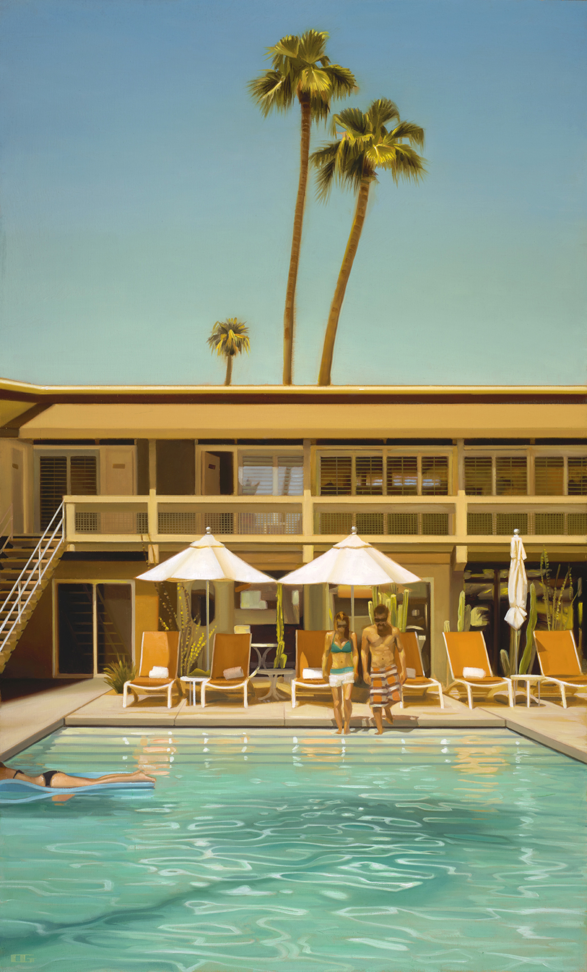 Del Marcos Hotel (S/N) by Carrie Graber