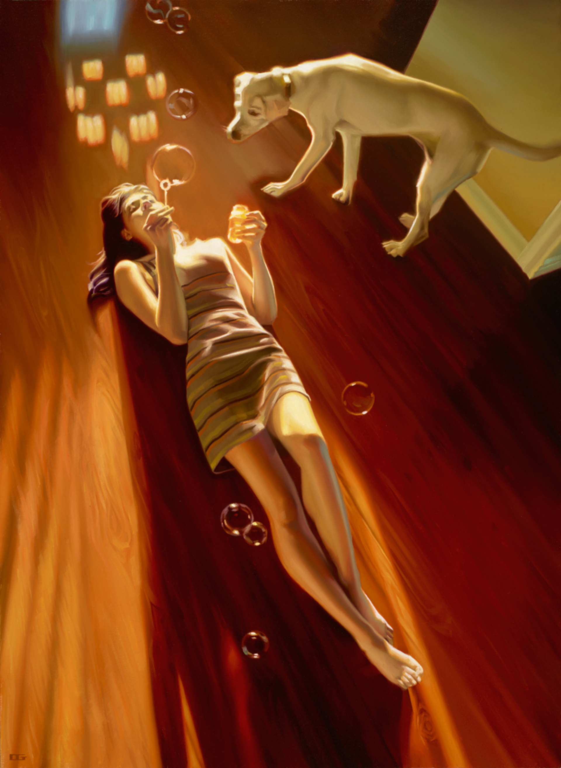 Little Worlds (S/N) by Carrie Graber