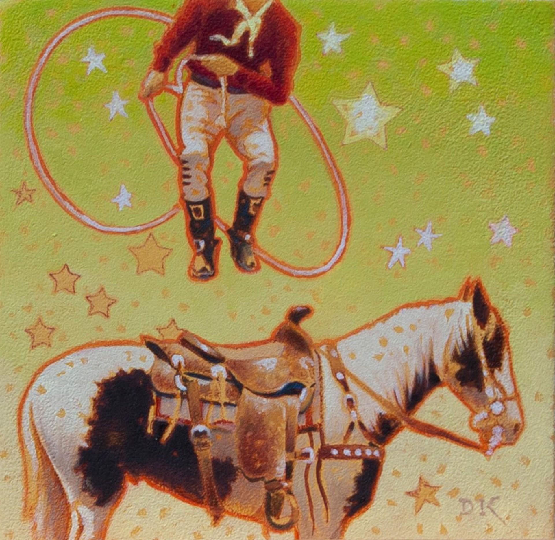 The Stars at Night by David Kammerzell