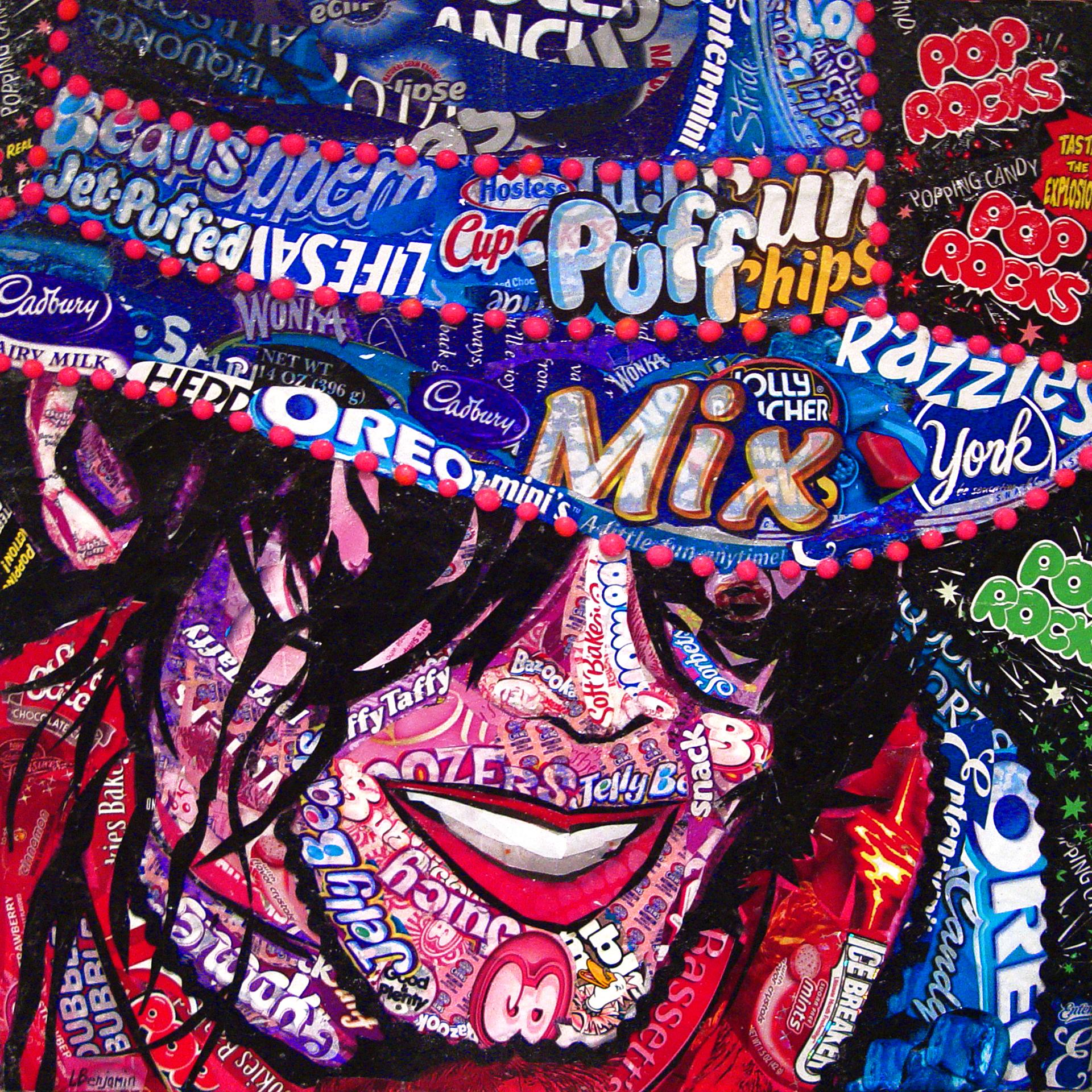 Michael by Laura Benjamin