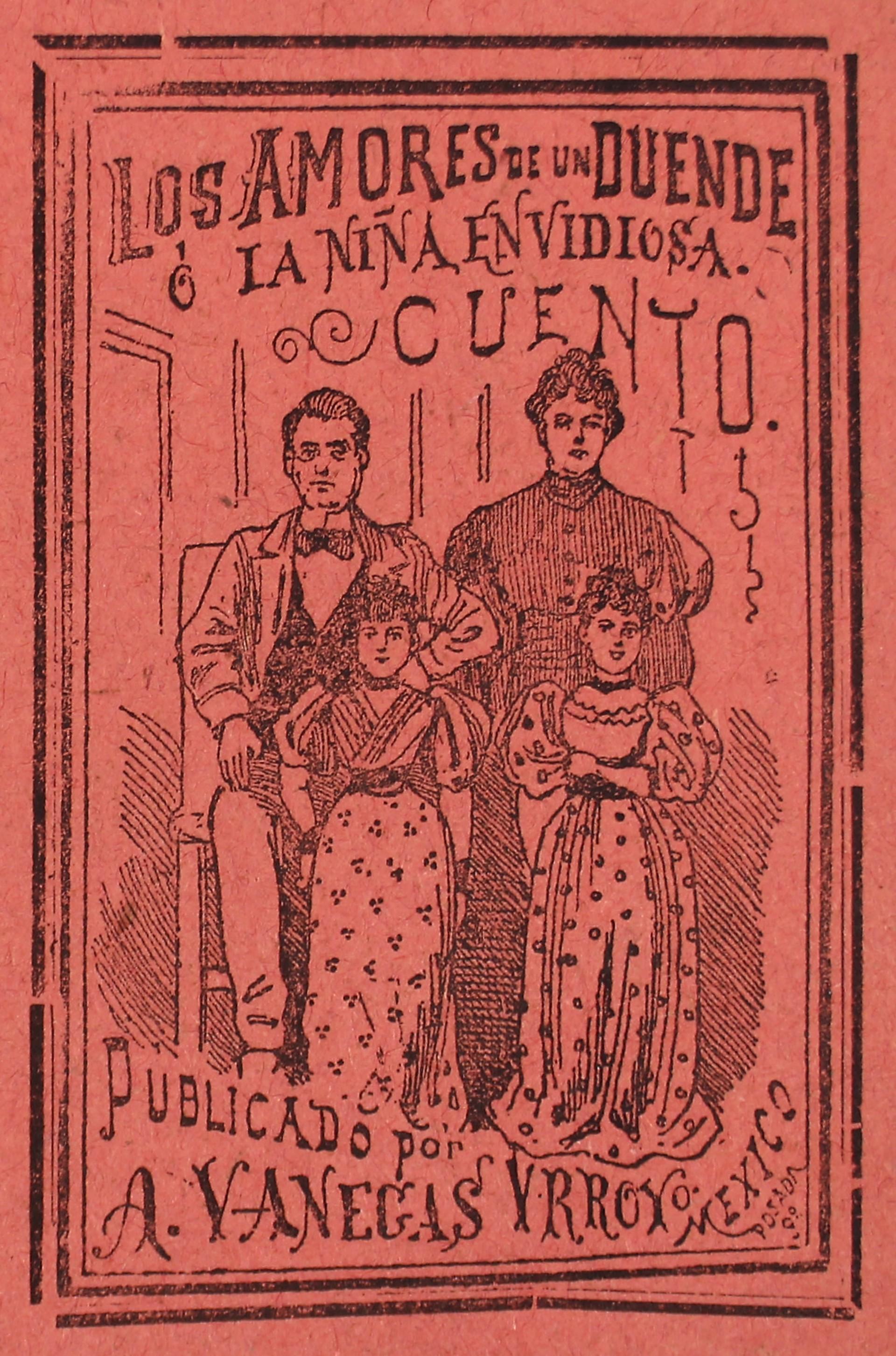 Los Amores de un Duende y La Nina Envidiosa by José Guadalupe Posada (1852 - 1913)