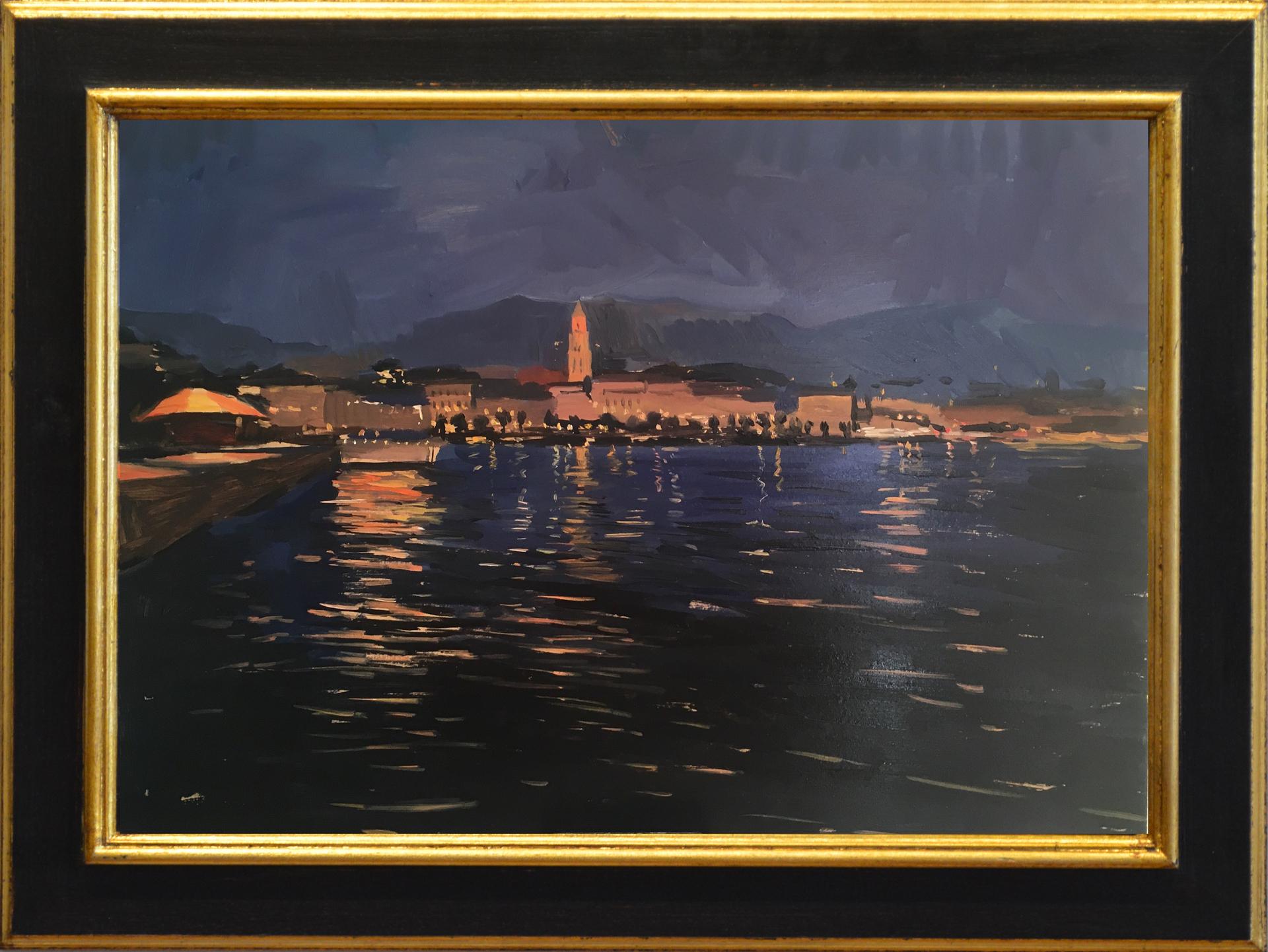 Evening in Croatia by Tanvi Pathare