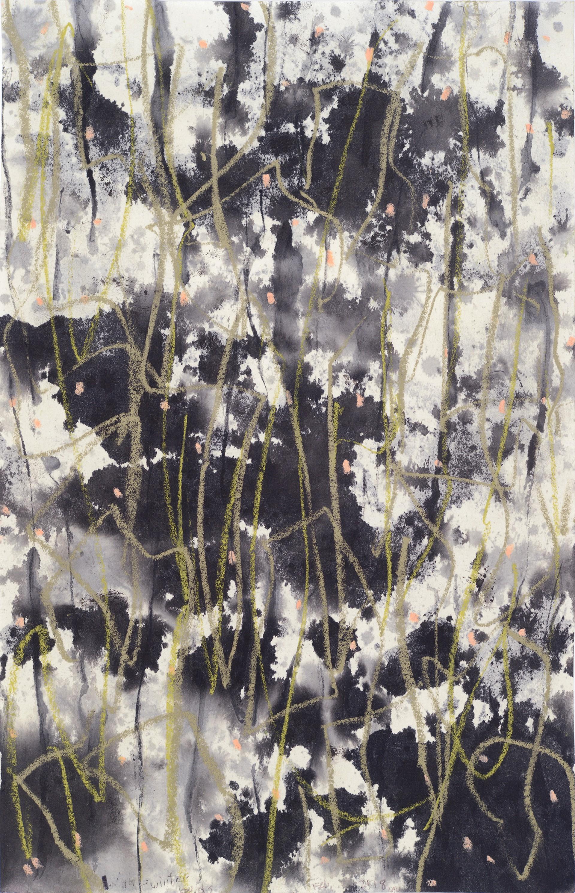 little winter birds by Alan Lau