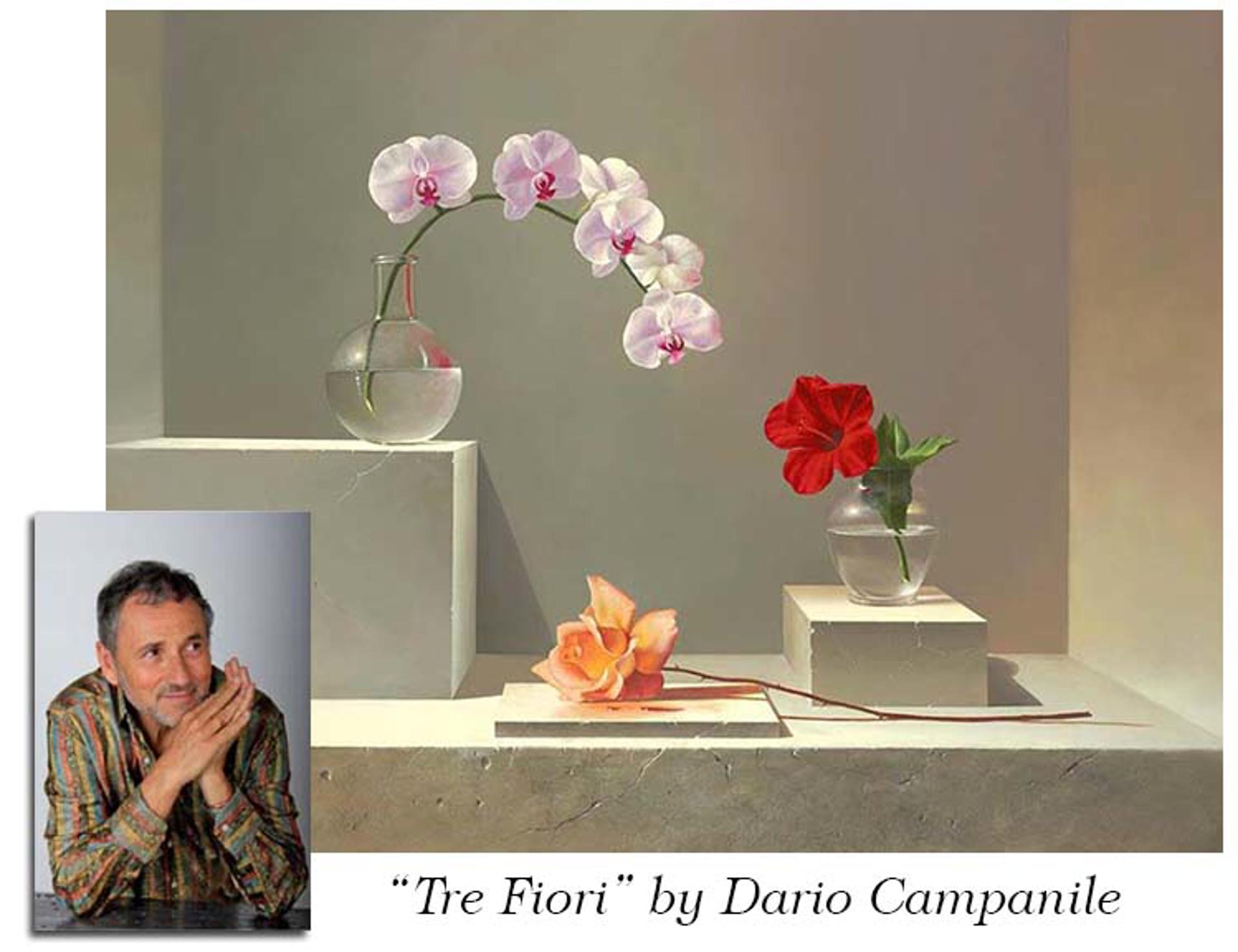 Tre Fiori by Dario Campanile