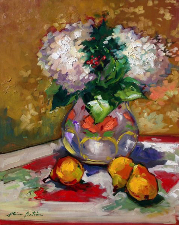 The Mexican Vase by Maria Bertrán