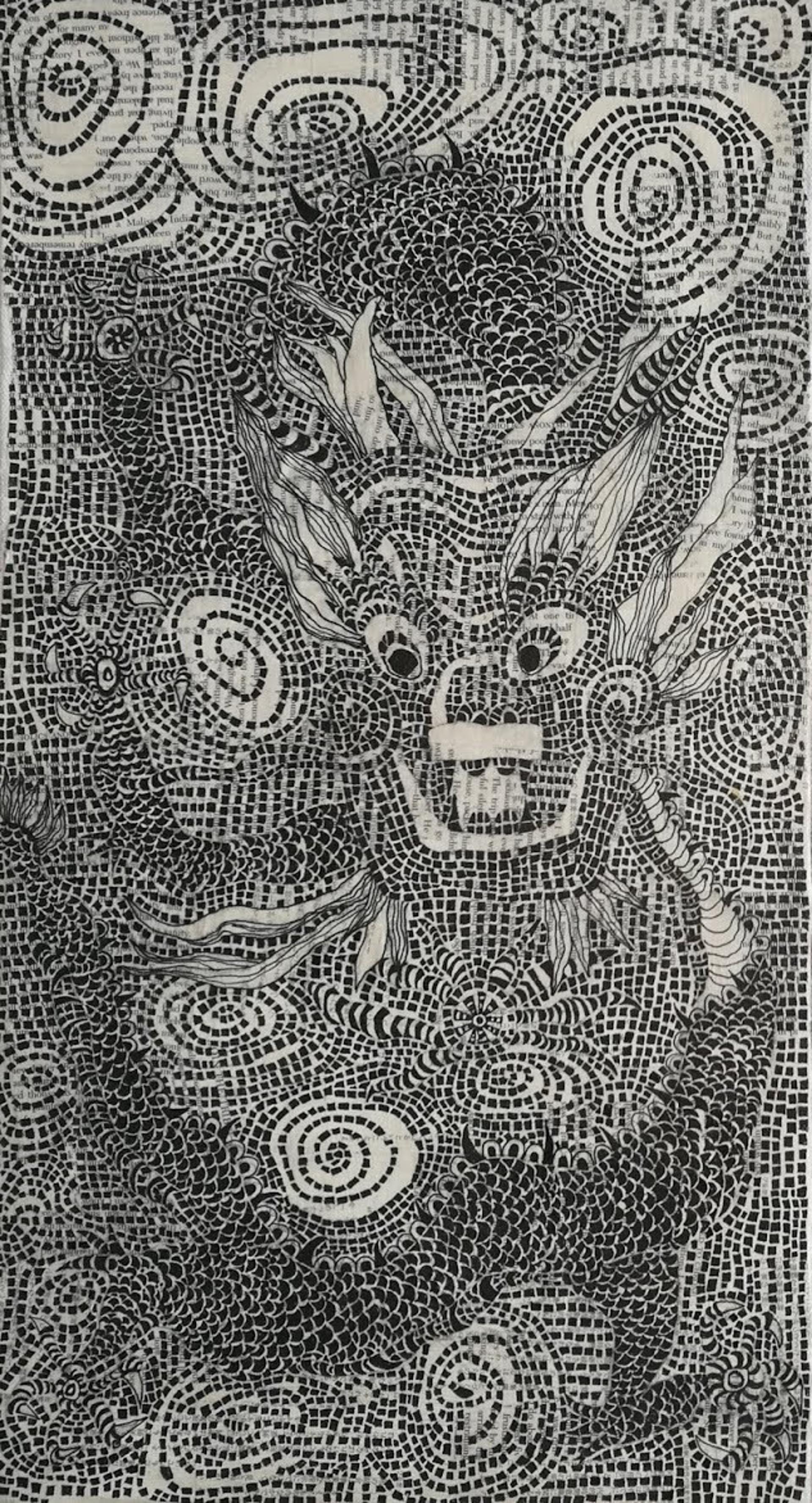 Land Dragon (The Land Dragon) by Chau Huynh
