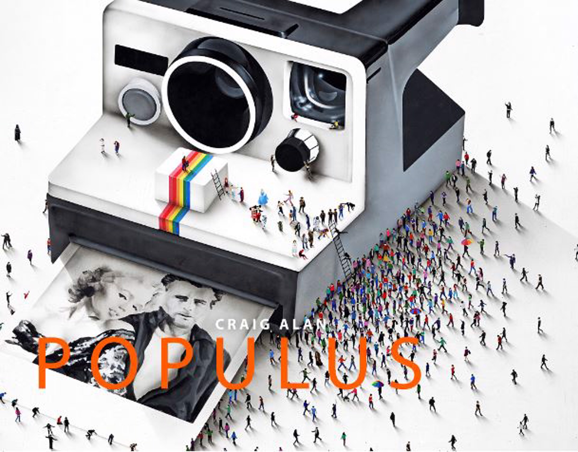 Craig Alan: Populus Edition IV by Publications