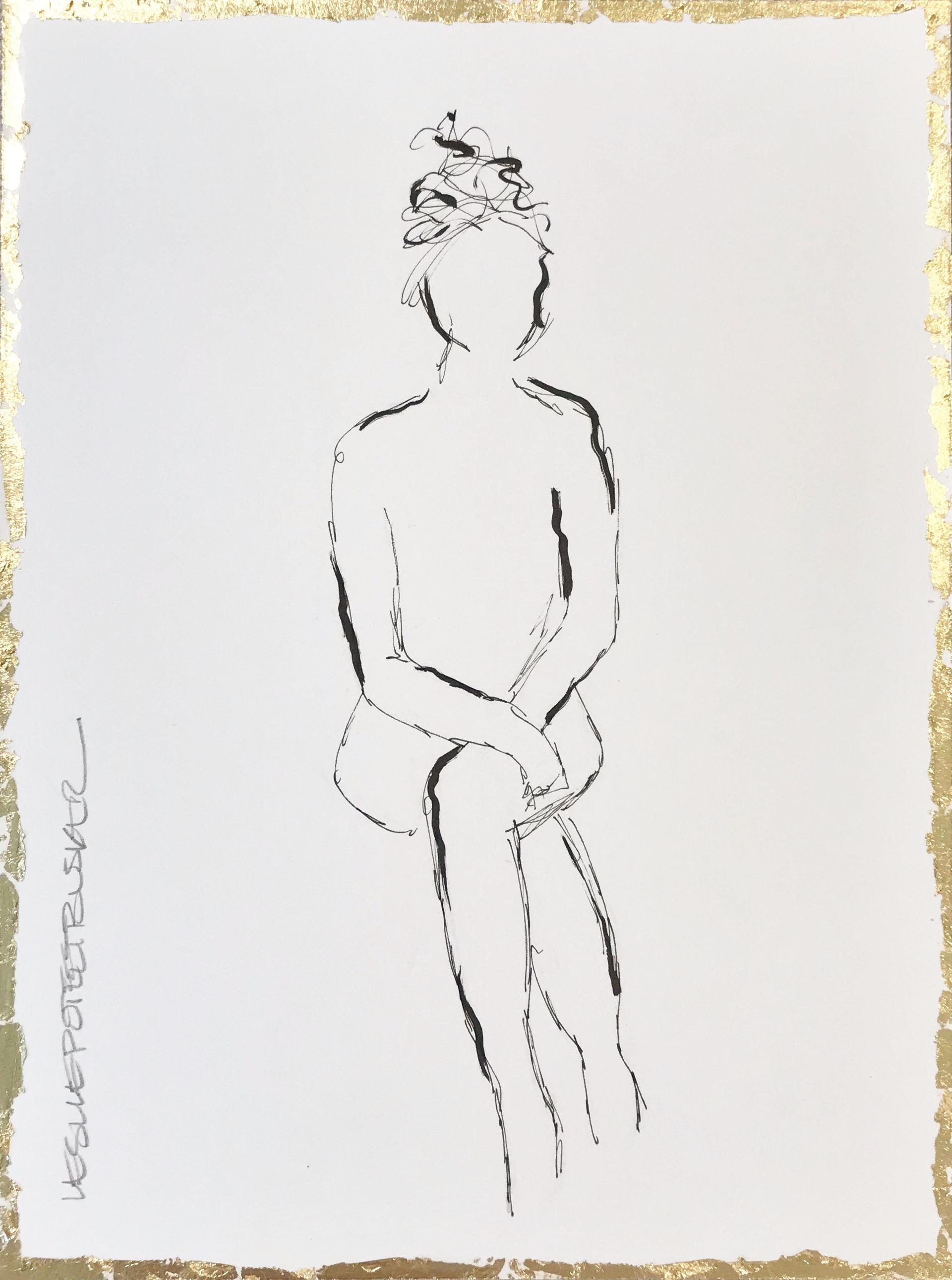 Figure No. 77 by Leslie Poteet Busker