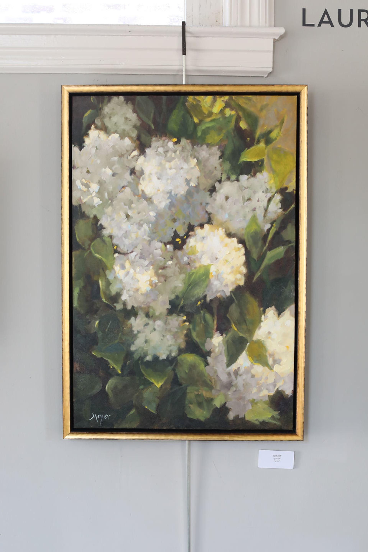 Flowerfall II by Laurie Meyer
