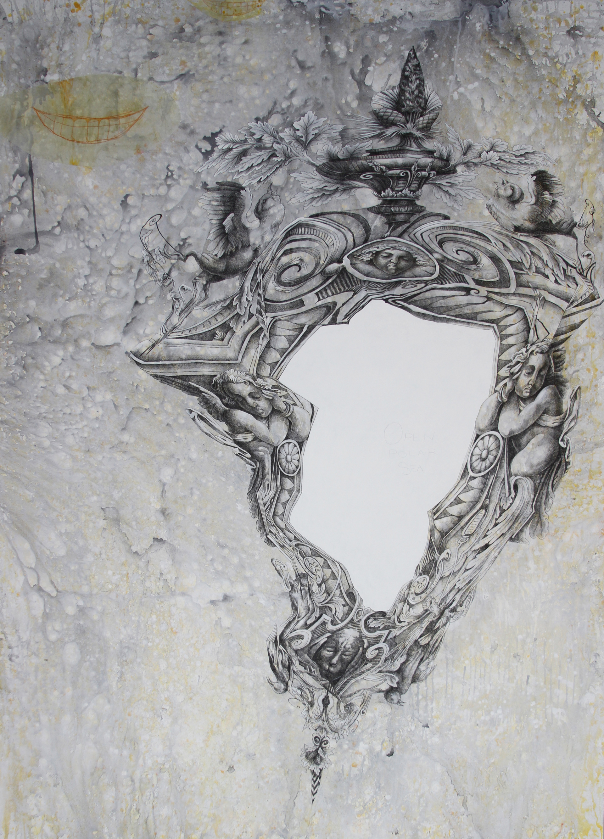 Blind Spots/Cruel Poetics: The Open Polar Sea by Patricia Bellan-Gillen