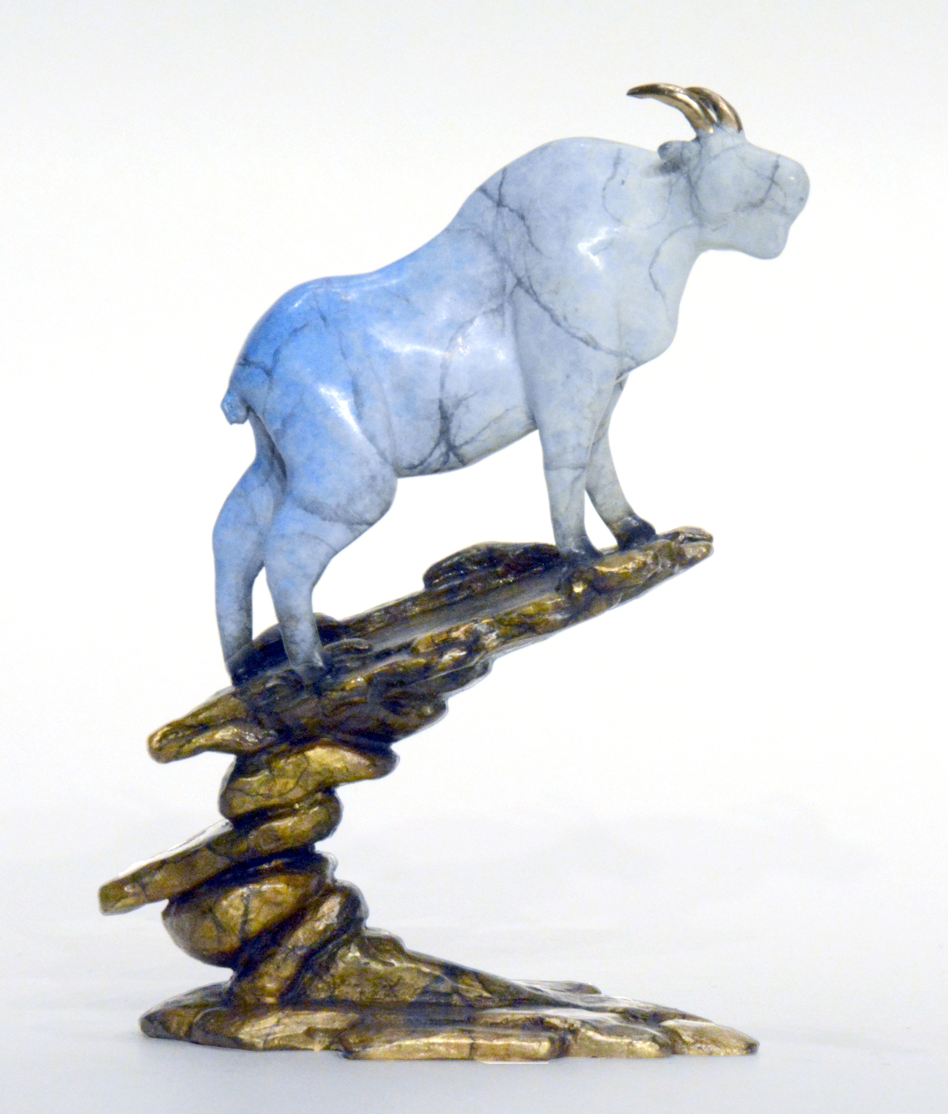 Confidence (Mountain Goat) by Eric Wilcox