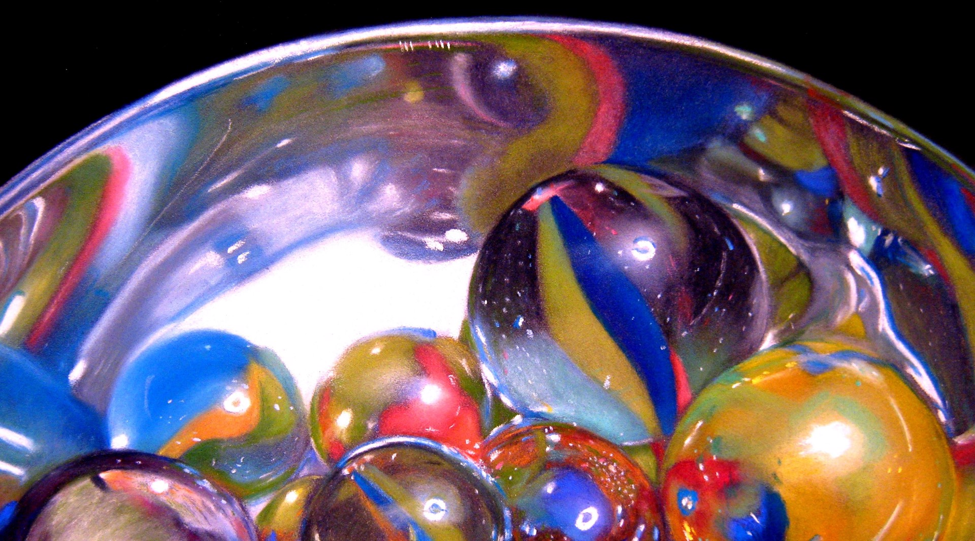 Marbles  by Irene Georgopoulou