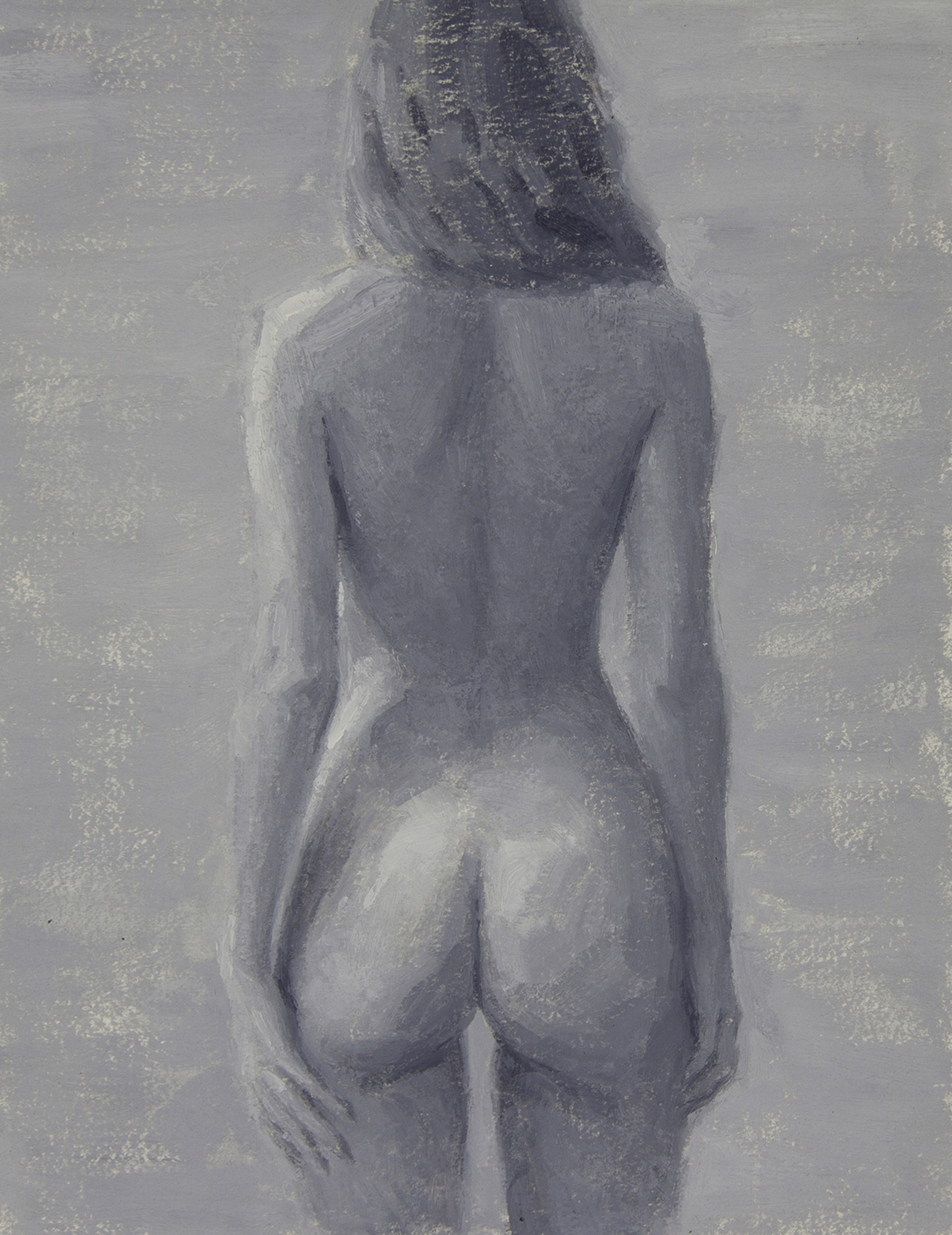 Back View 9 by Mark Bradley Schwartz