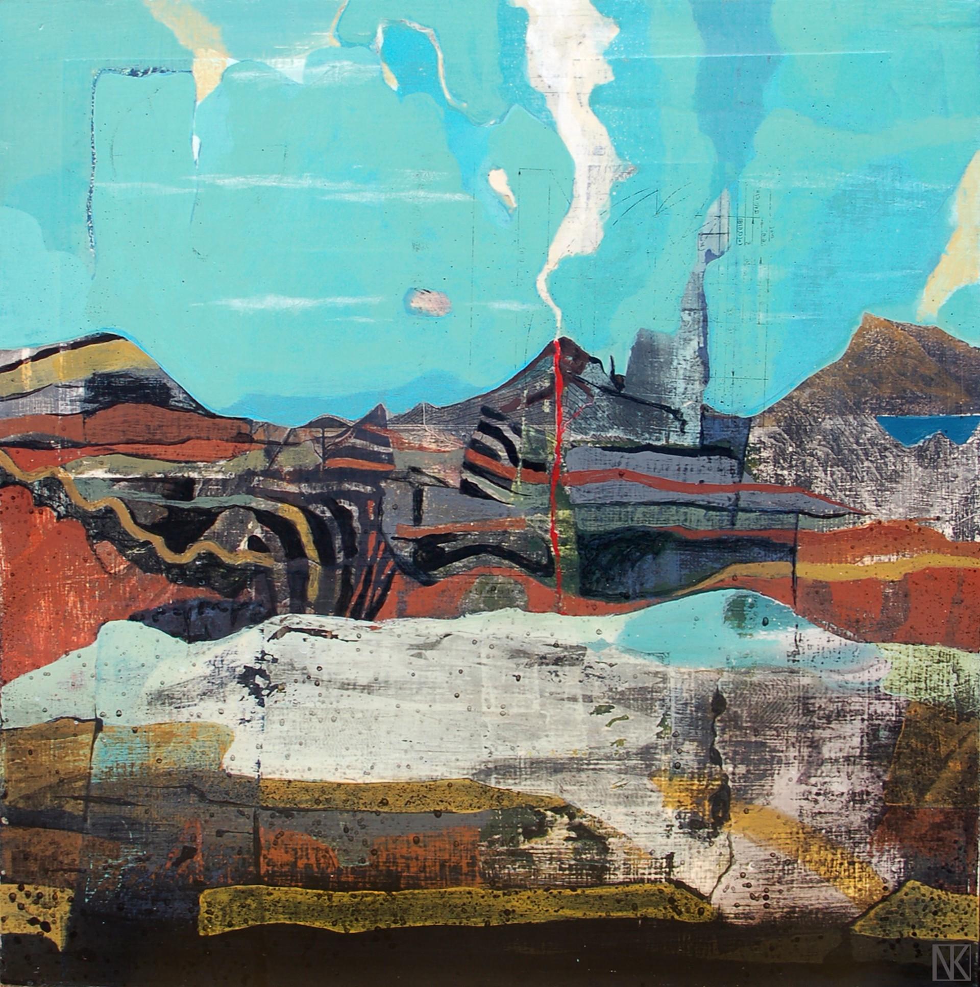 Introduction Zone - Amalgam by Nick Keefer