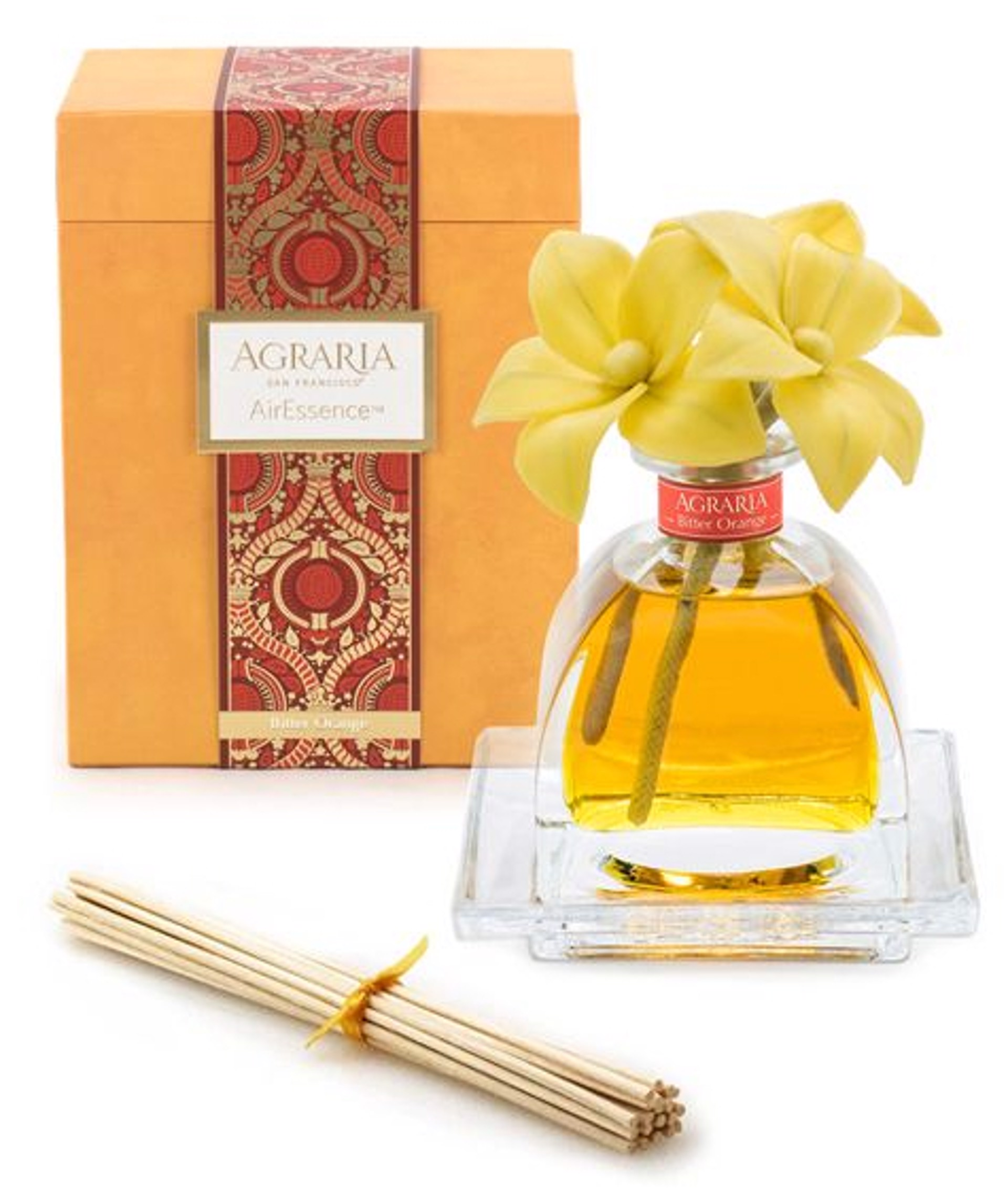 Bitter Orange Air Essence Diffuser 7.4oz by Agraria Diffusers