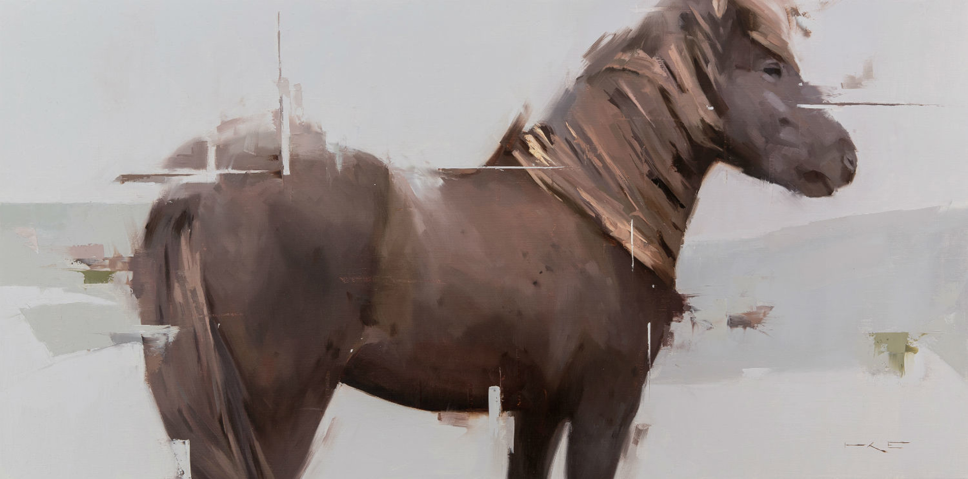 Icelandic Horse by Thorgrimur Einarsson