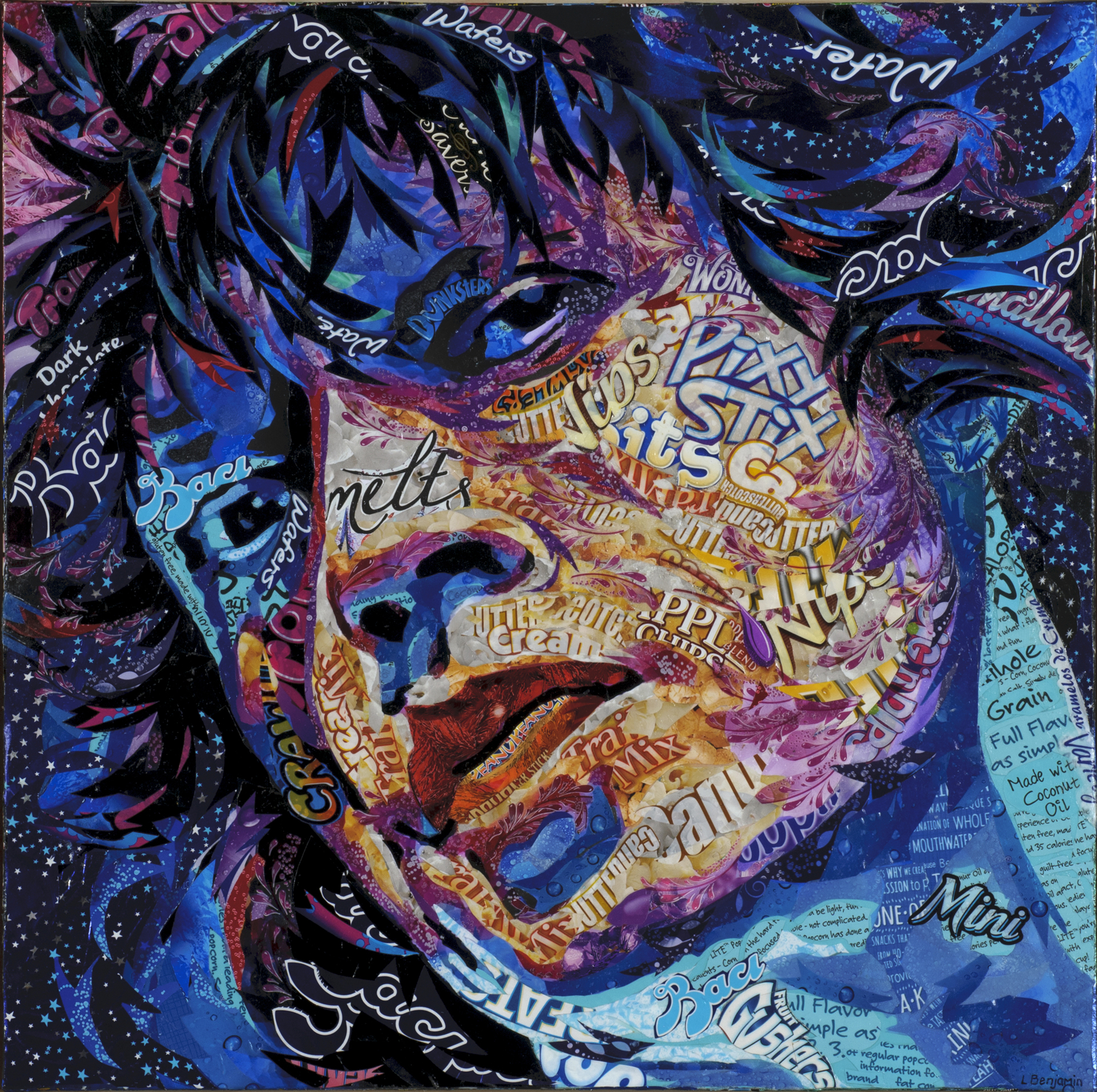 Mick by Laura Benjamin