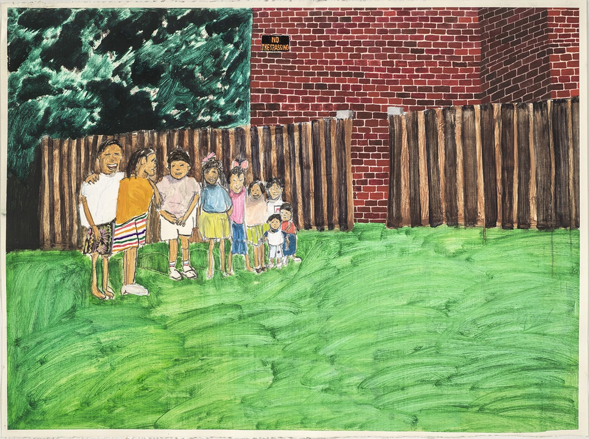 Aaron Maier-Carretero - los primos by Visiting Artist