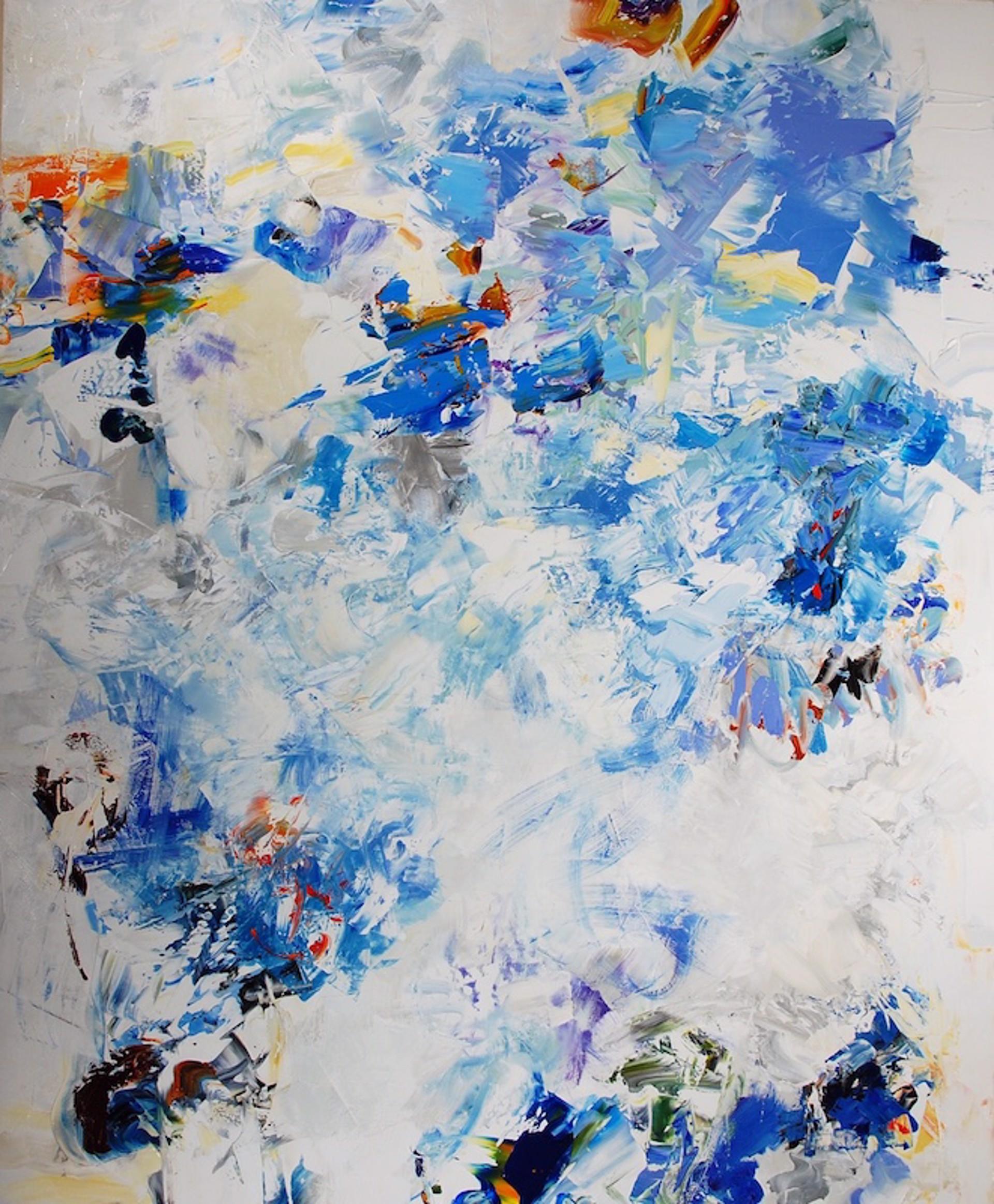 Blue Drift by Christine Hayman