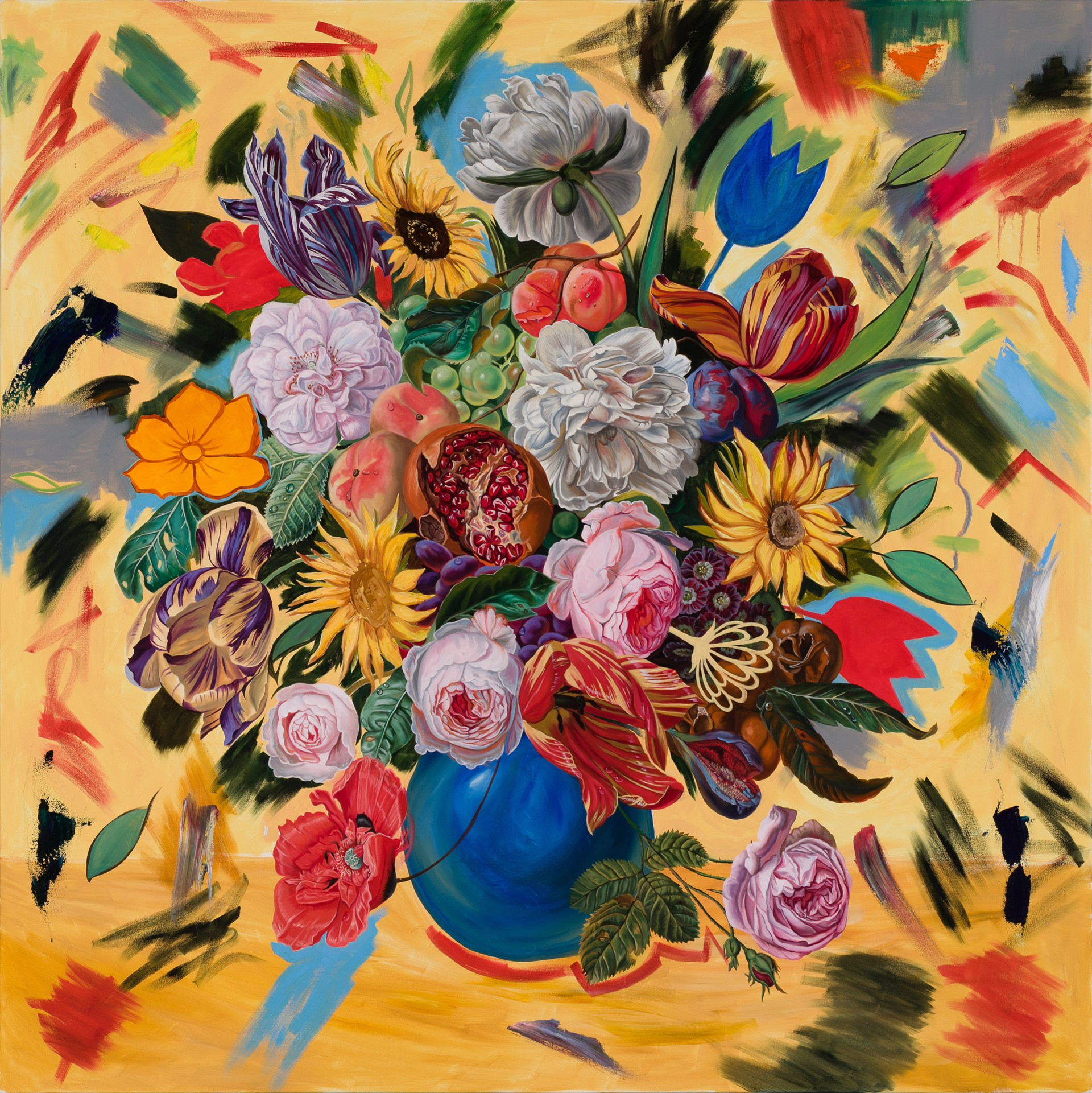 Symphony of Petals by Robin Hextrum