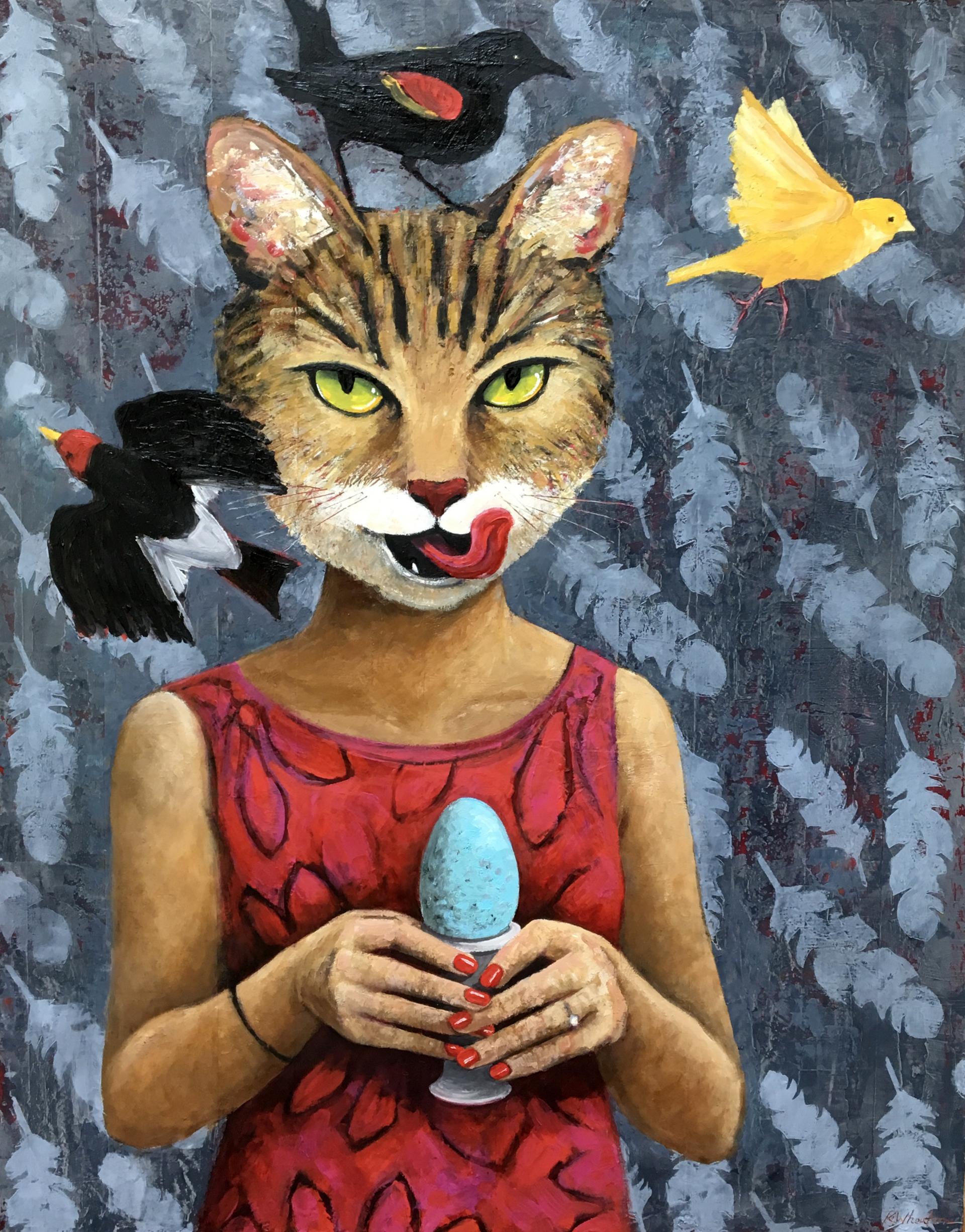 Bird Lover by Kimberly Wheaton