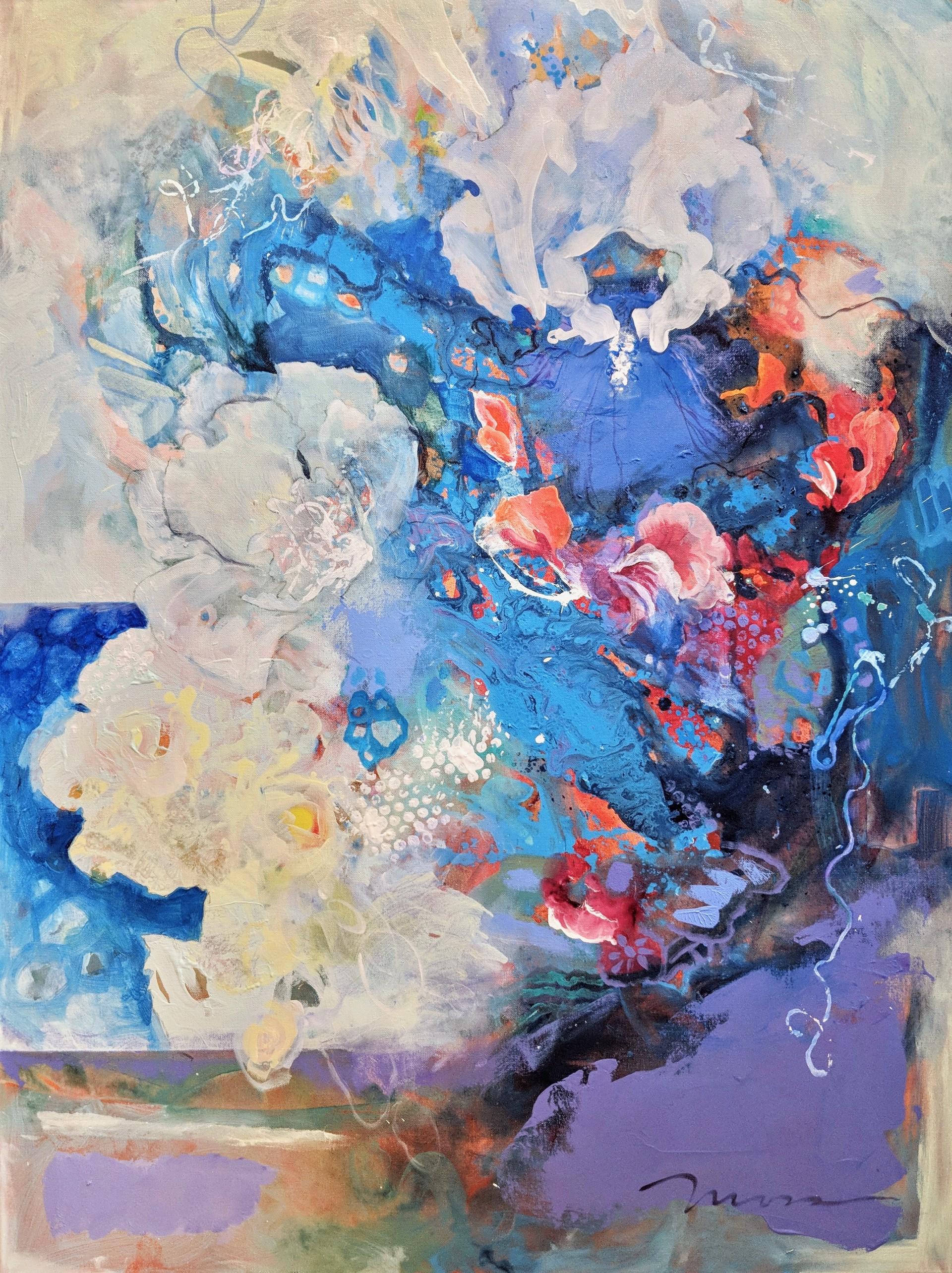 Blue Note by Miranda Moss
