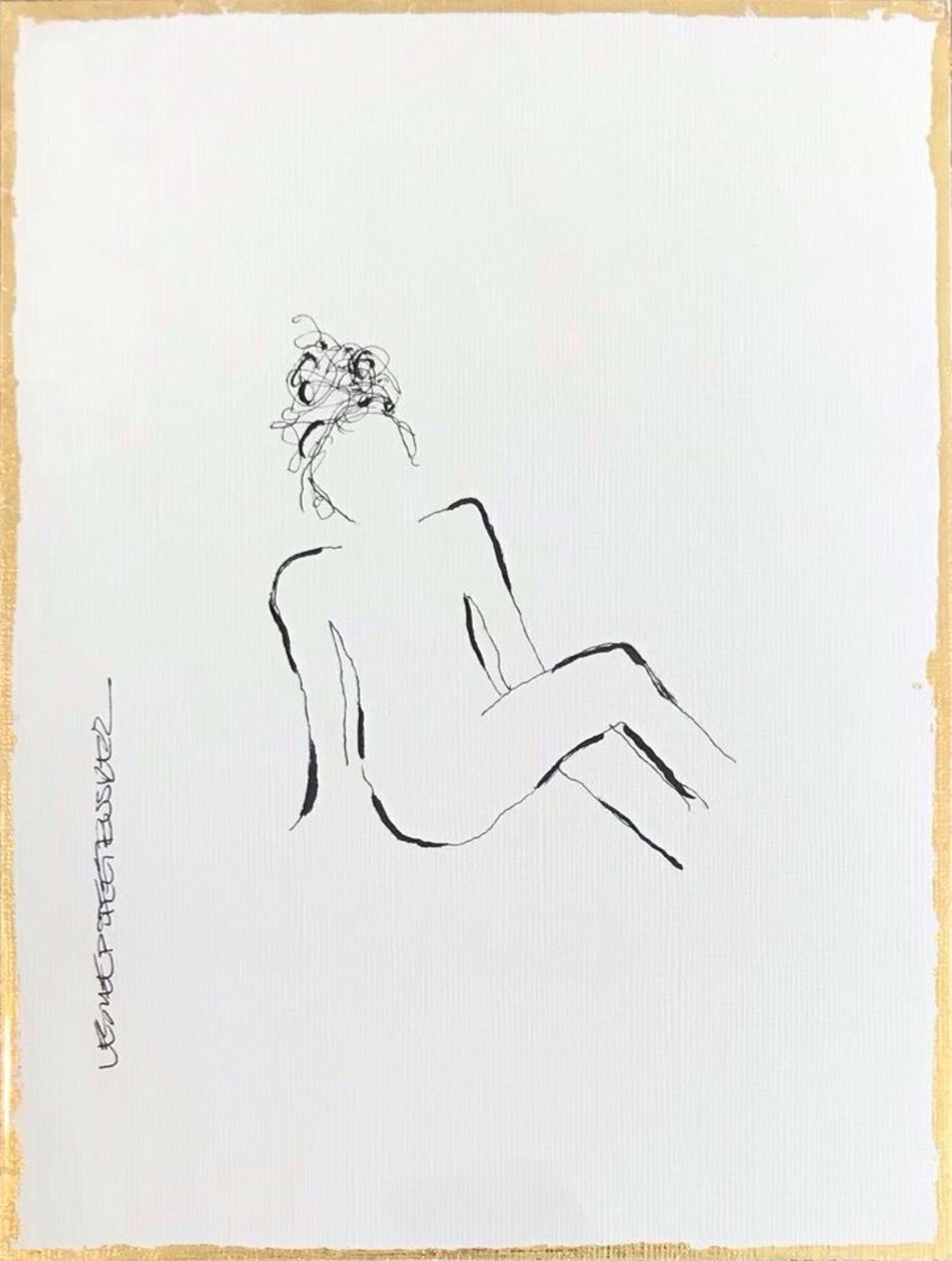 Figure No. 154 by Leslie Poteet Busker
