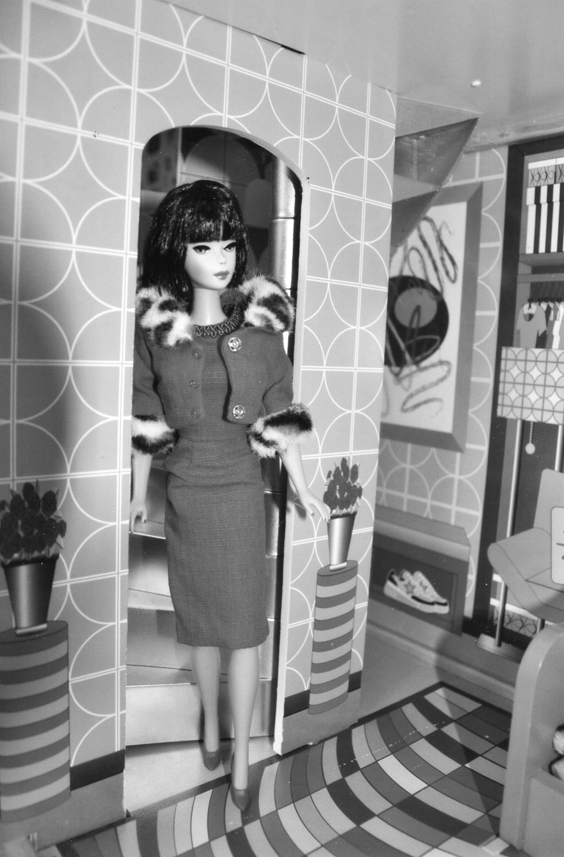 The End of the Affair #2 -Barbie 1965 by Andrea McCafferty