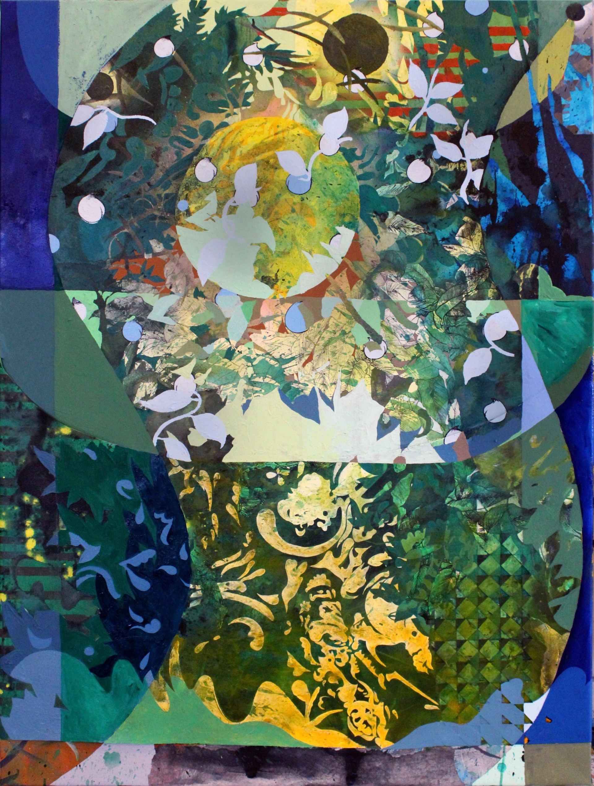 Leaves into Birds by Katherine Tzu Lan Mann