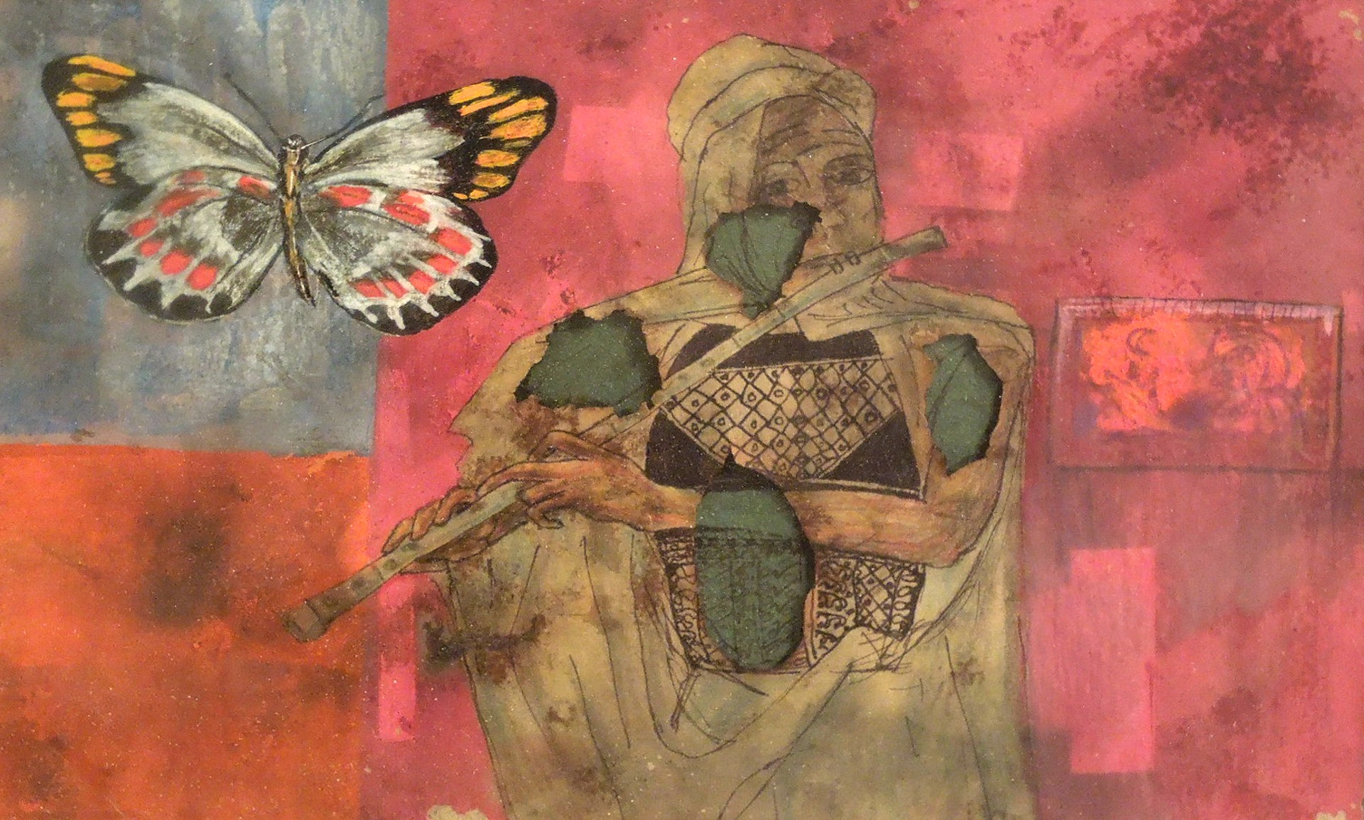 The Butterfly Charmer by Bill Reily