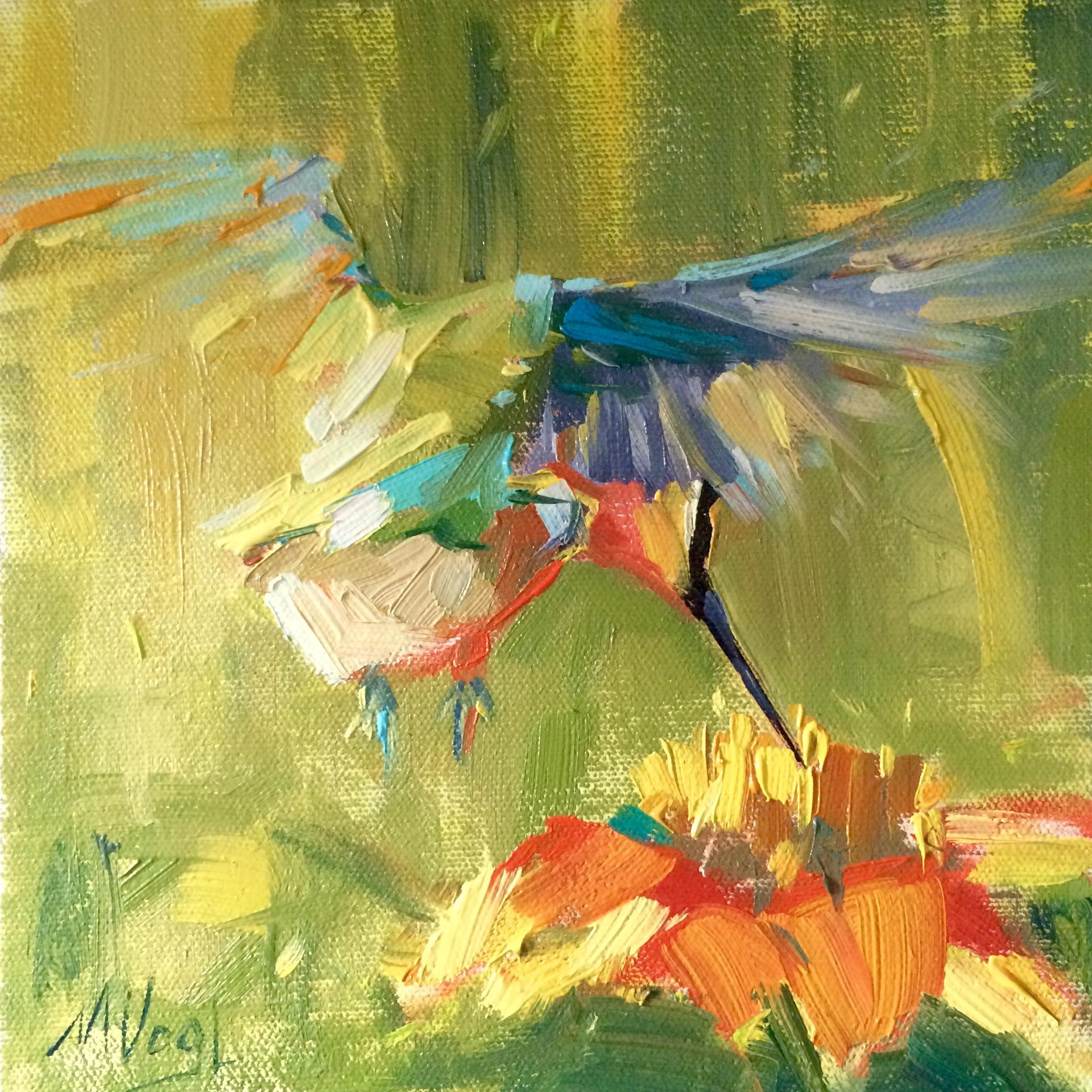 Flutter For Food by Marissa Vogl