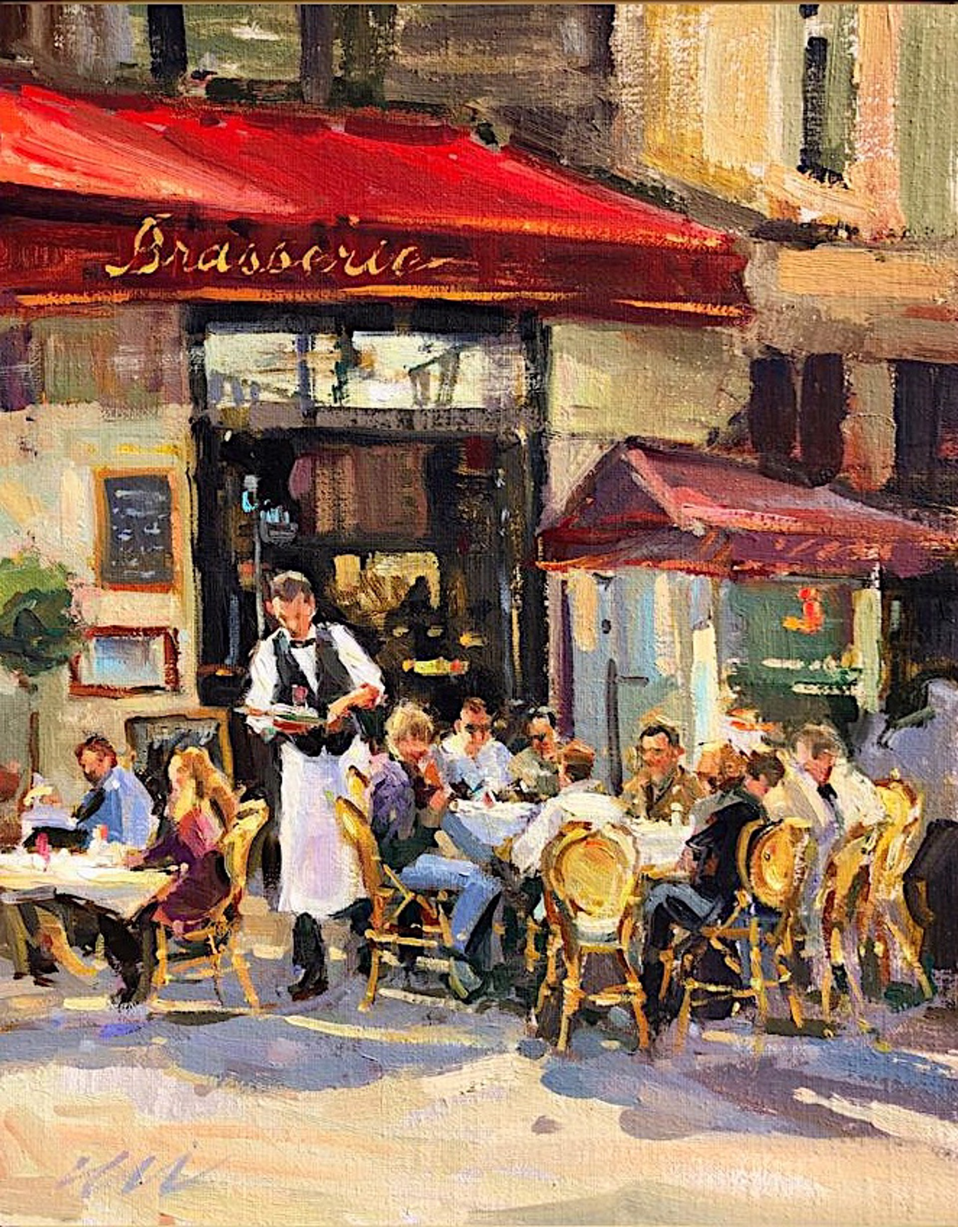 Brasserie by Eli Cedrone