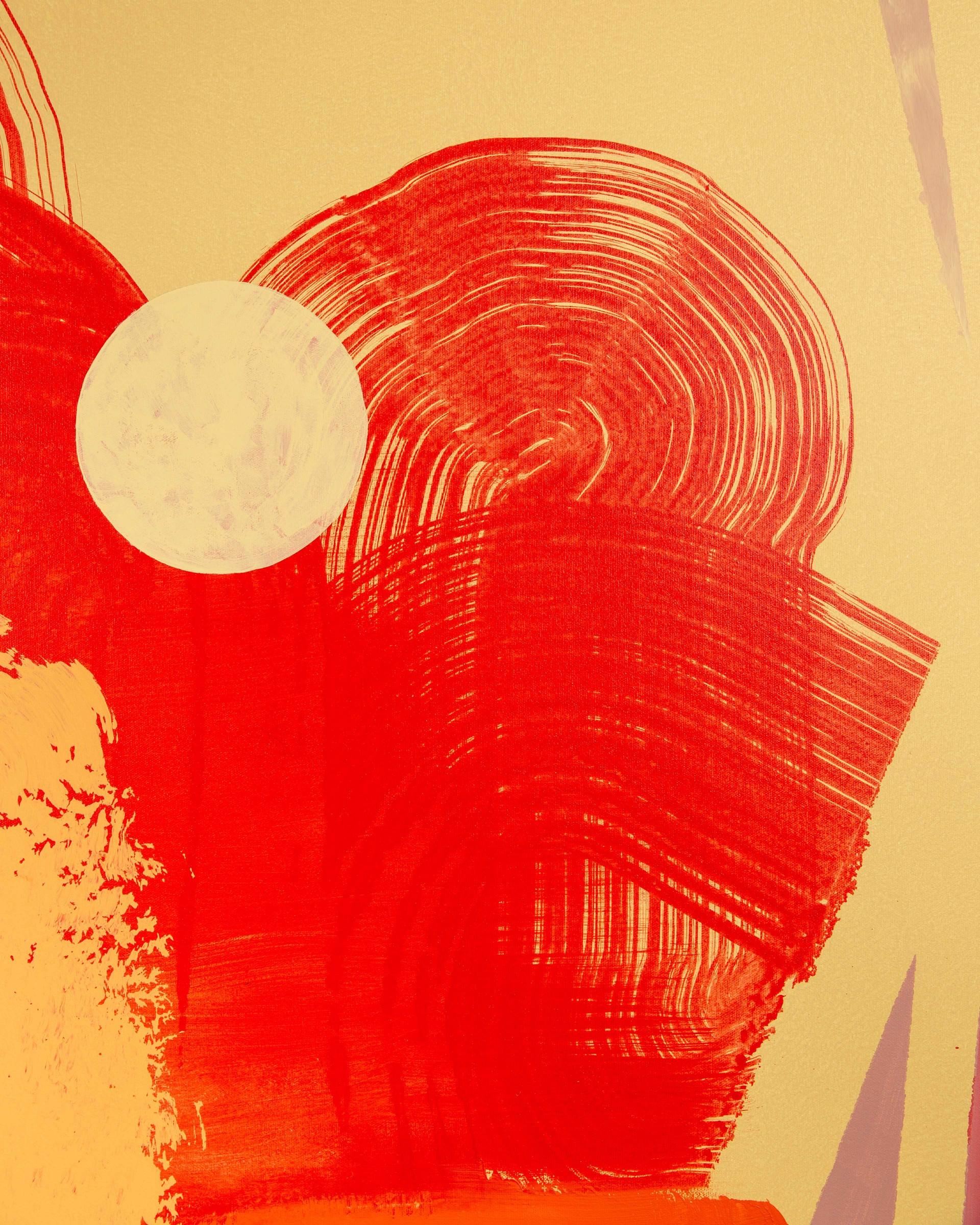 Volcanic Heart by Kevin Ledo