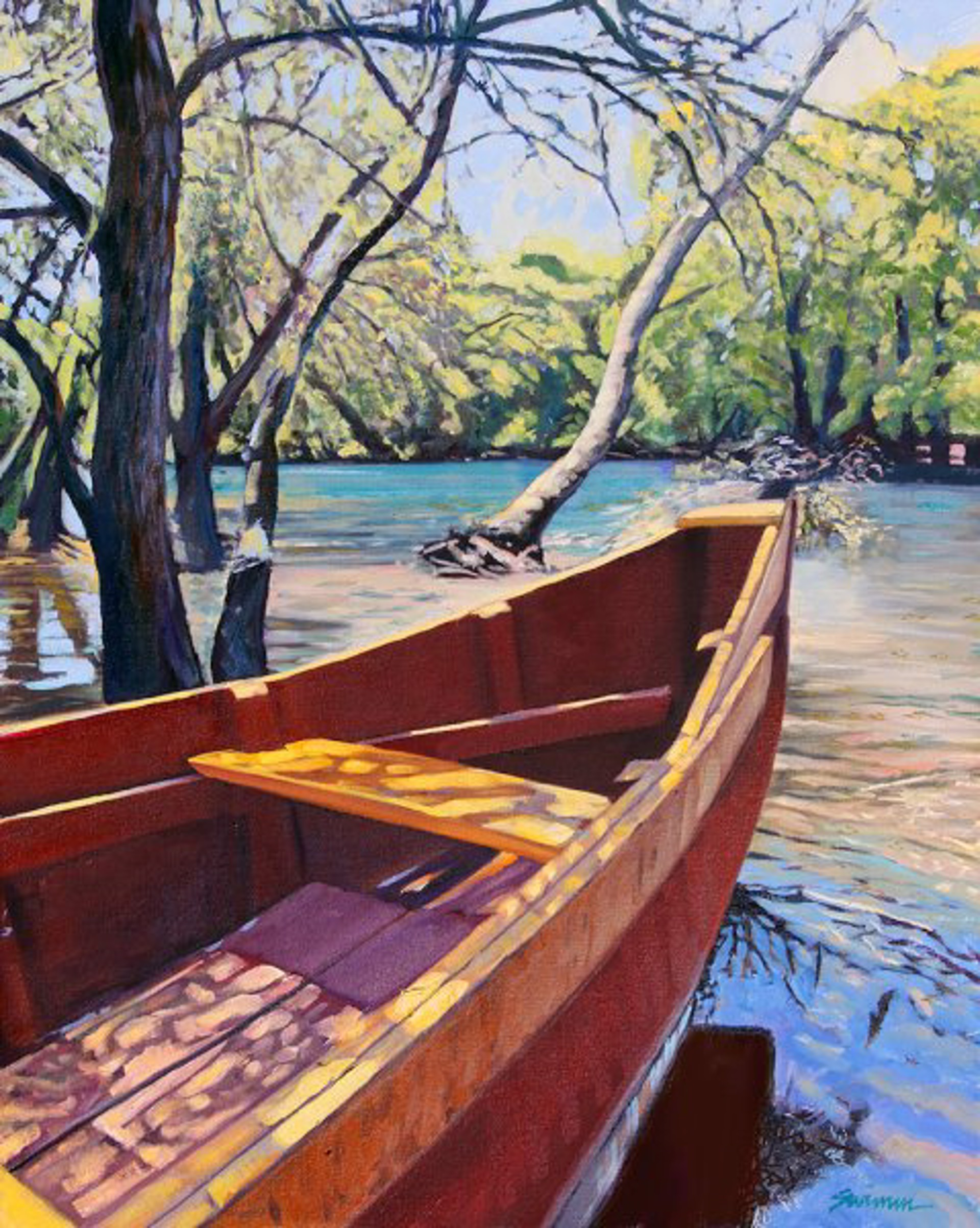 Swimm: On The Bayou by Tom Swimm
