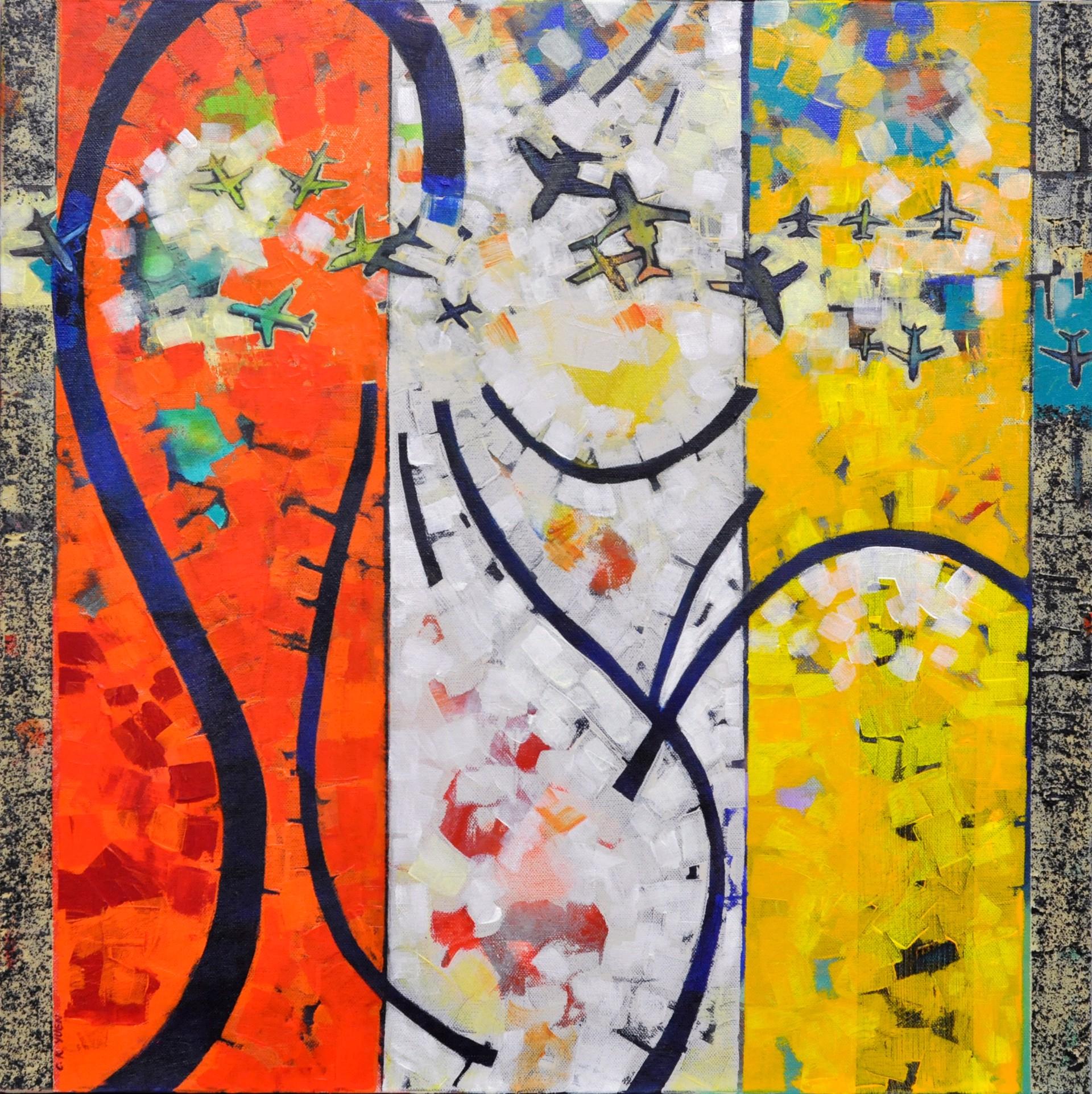 Flight Paths by Chin Yuen