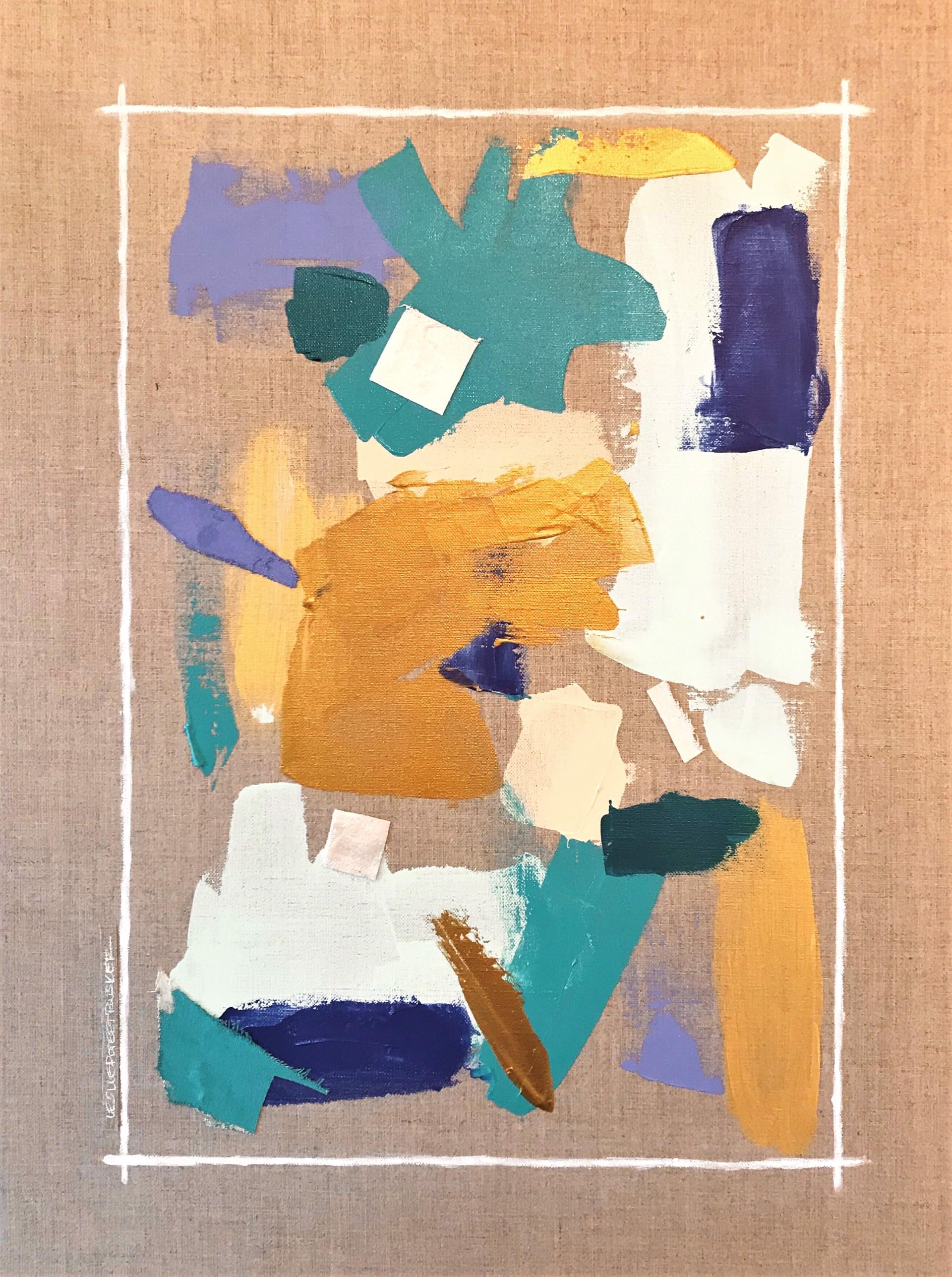 DeBordieu No. 1 by Leslie Poteet Busker