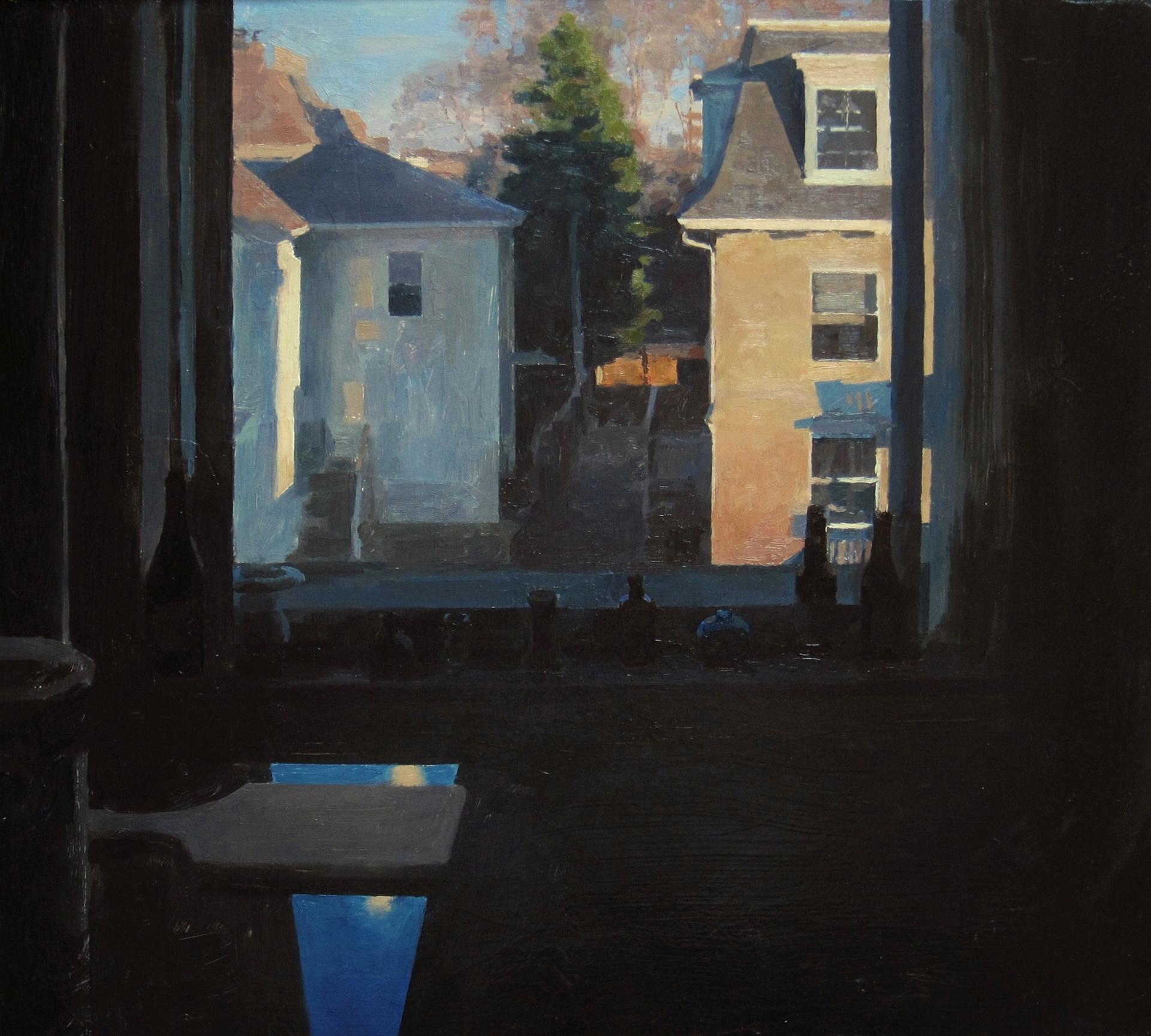 Summer Interior by Hollis Dunlap
