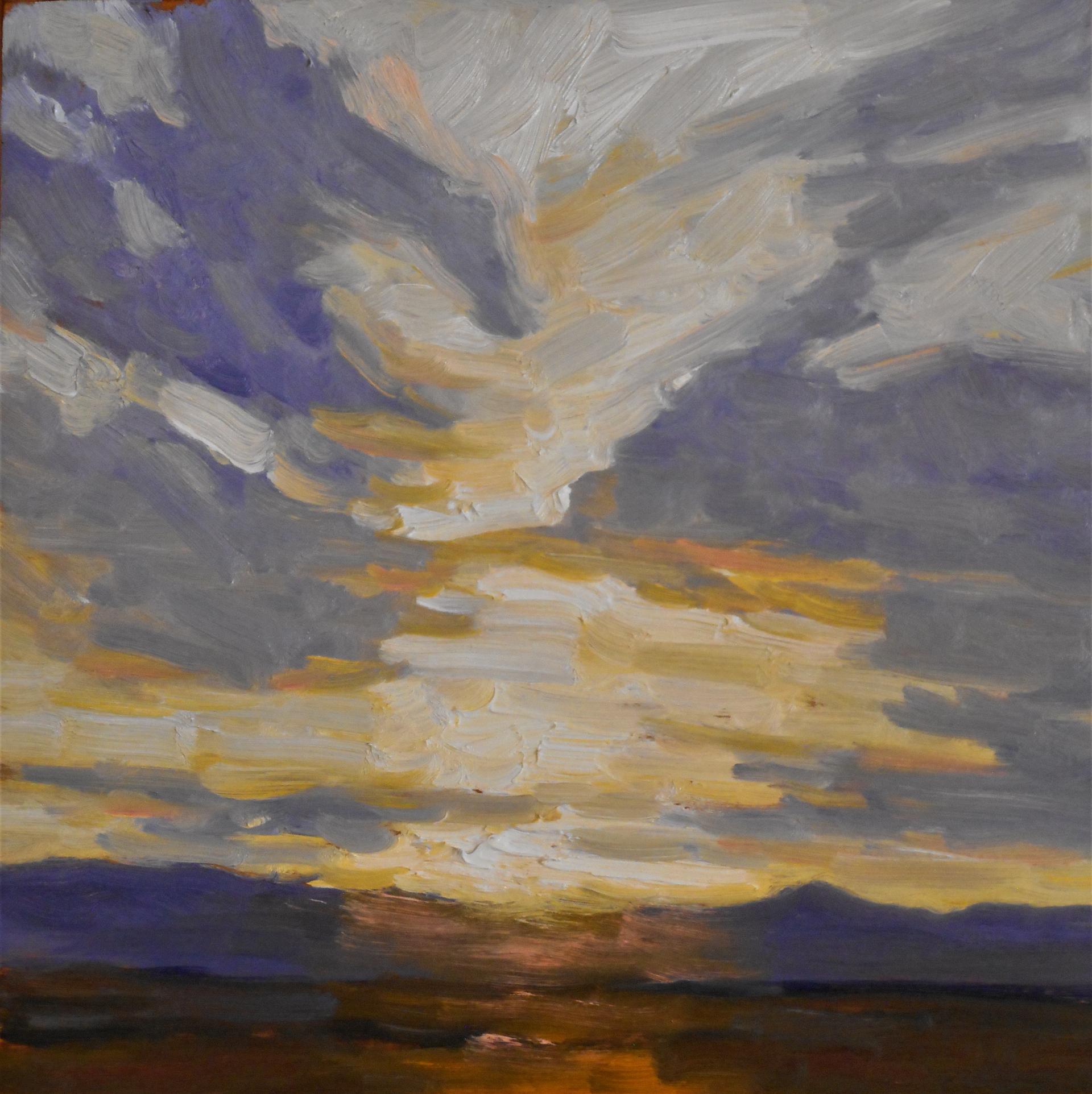 Western Skies Series 3 by Lorenzo Chavez