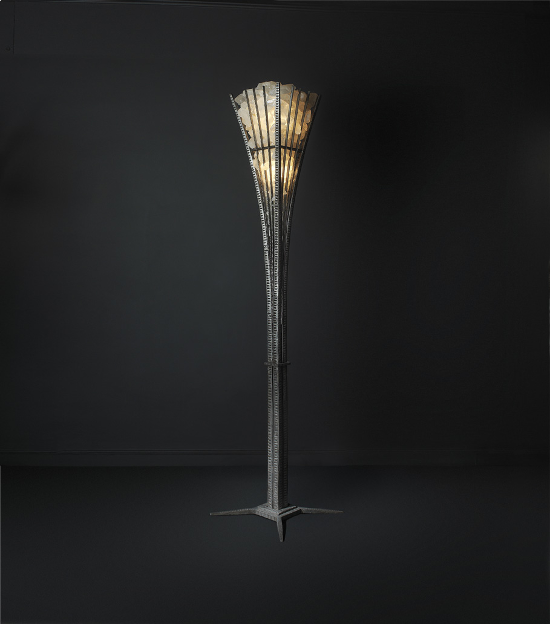 Floor lamp by Sylvain Subervie