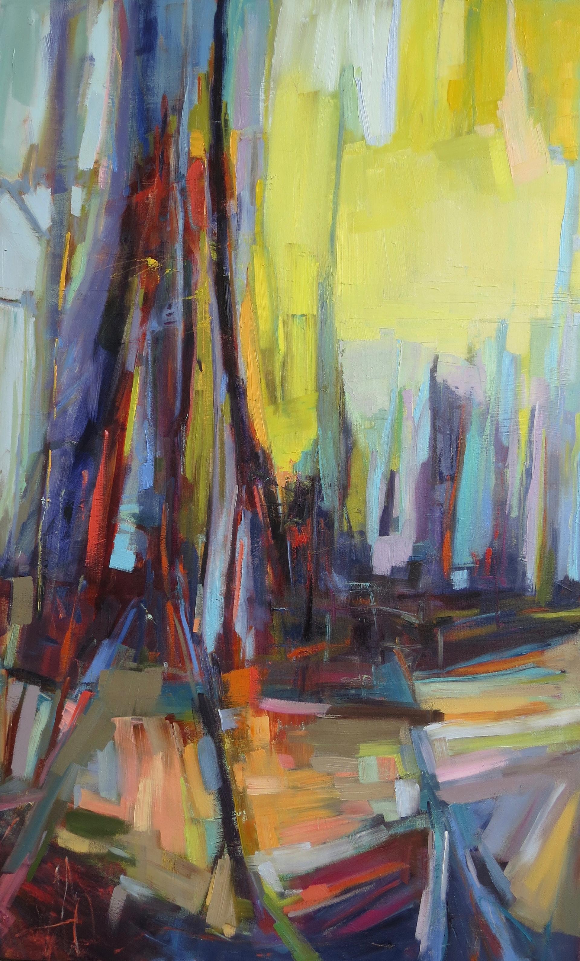 Cypress Shadows by Marissa Vogl
