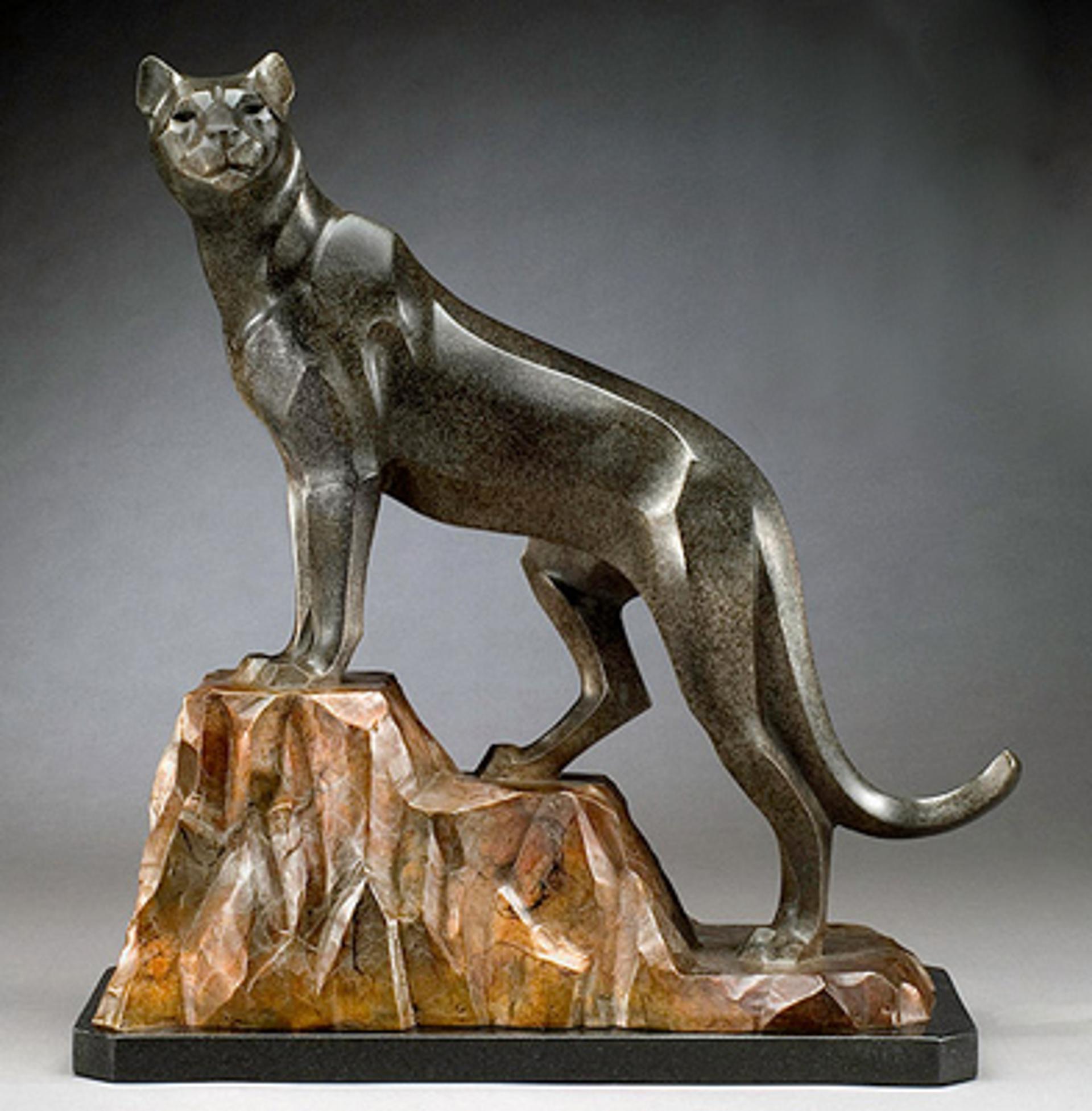Panther Alert by Rosetta