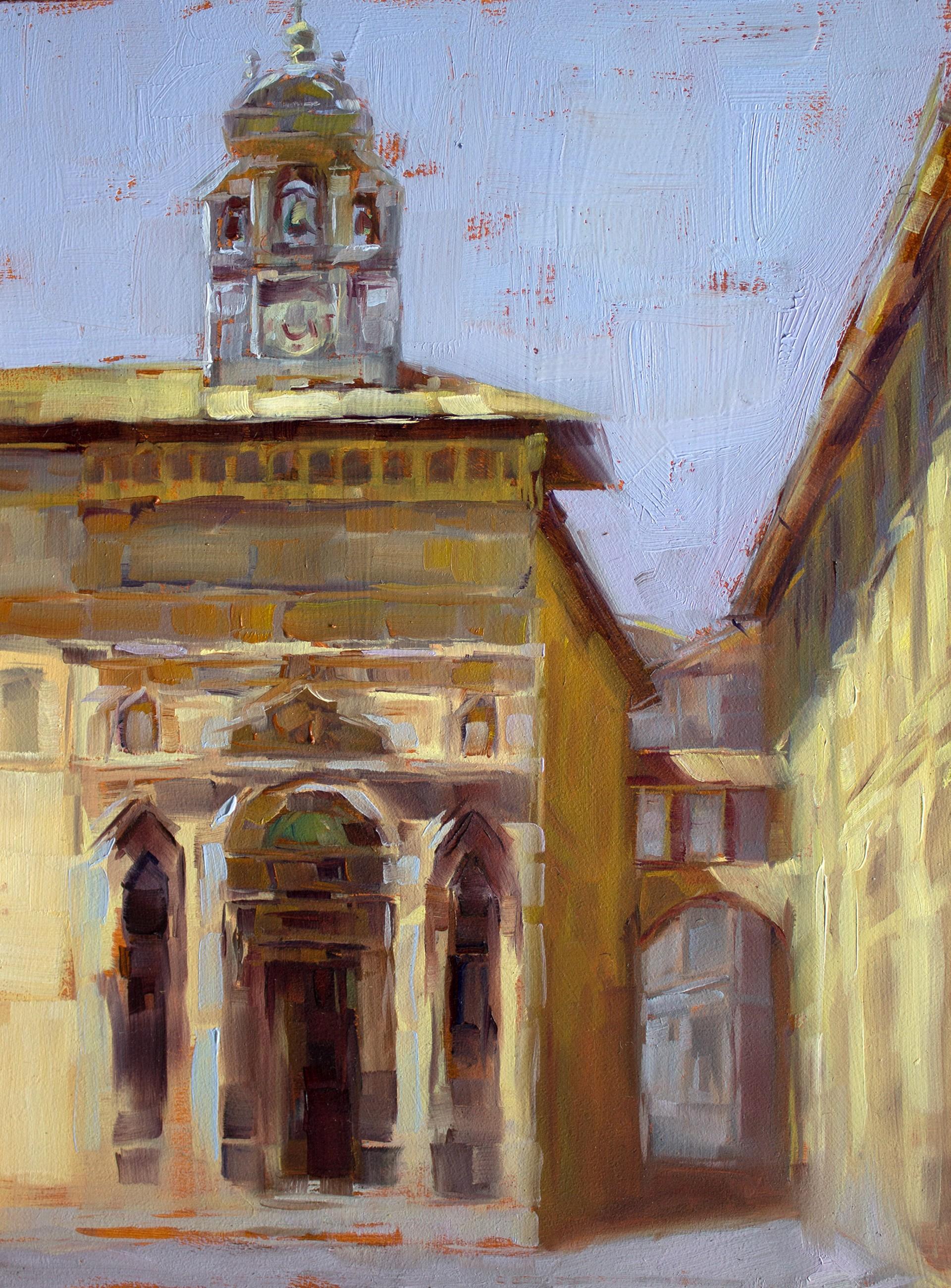Piazza Grande by Kirsten Savage