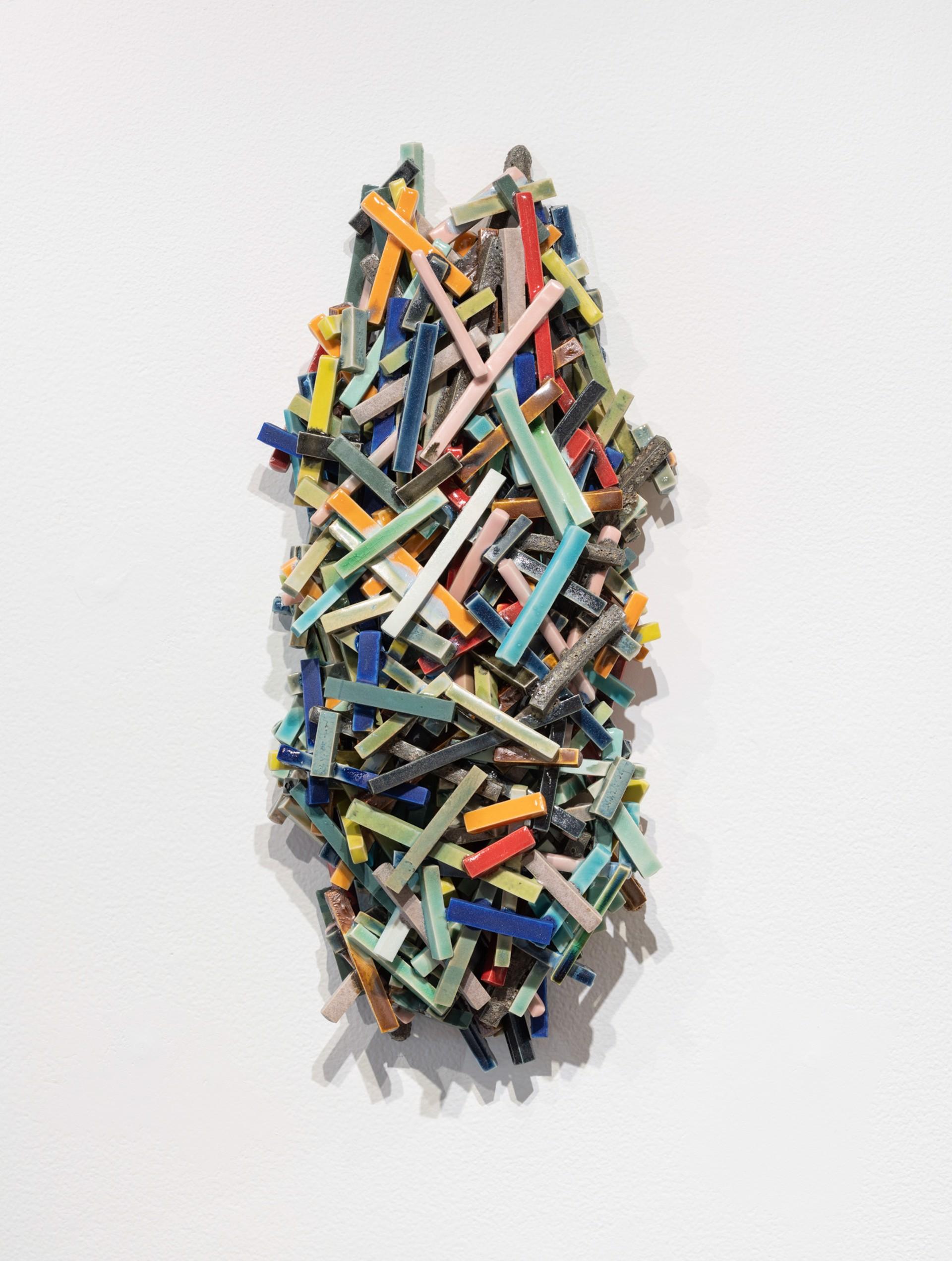 Piling (M) by Michael Fujita