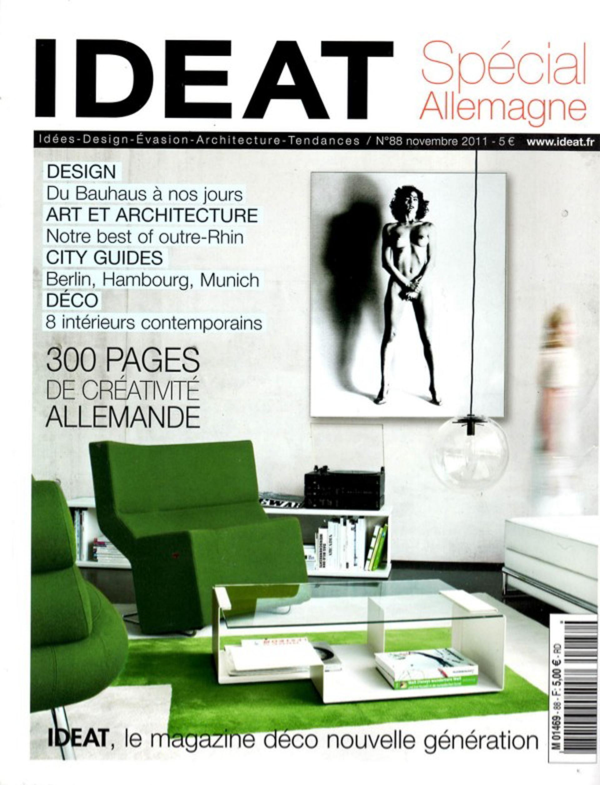 IDEAT, November 2011 - Jacques Jarrige