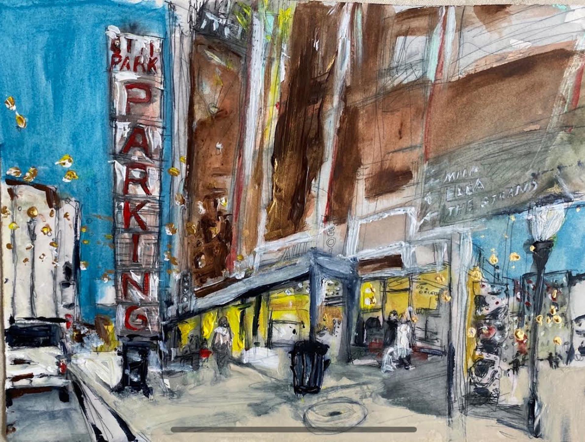 8th Avenue - Chattanooga by Ana Guzman
