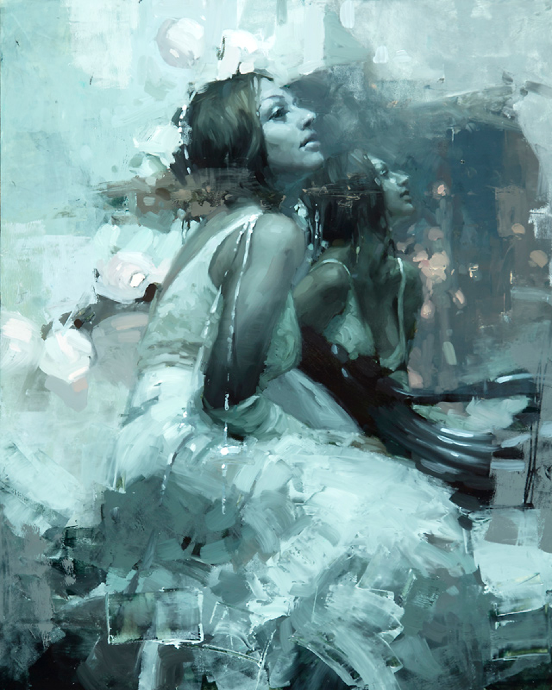 Fracture by Jeremy Mann