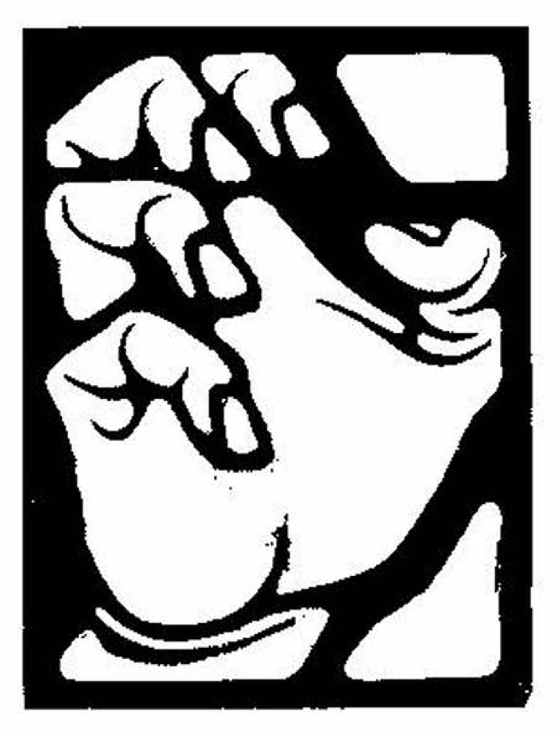 Flor de Pascua - Whore's Superstition by M.C. Escher
